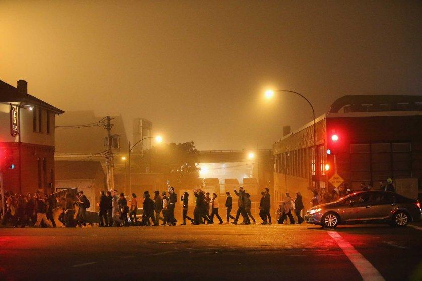 Ferguson St. Louis Protests