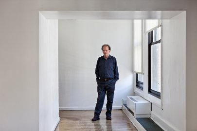 Fred Ritchin at Tisch School of the Arts in New York City in 2011.