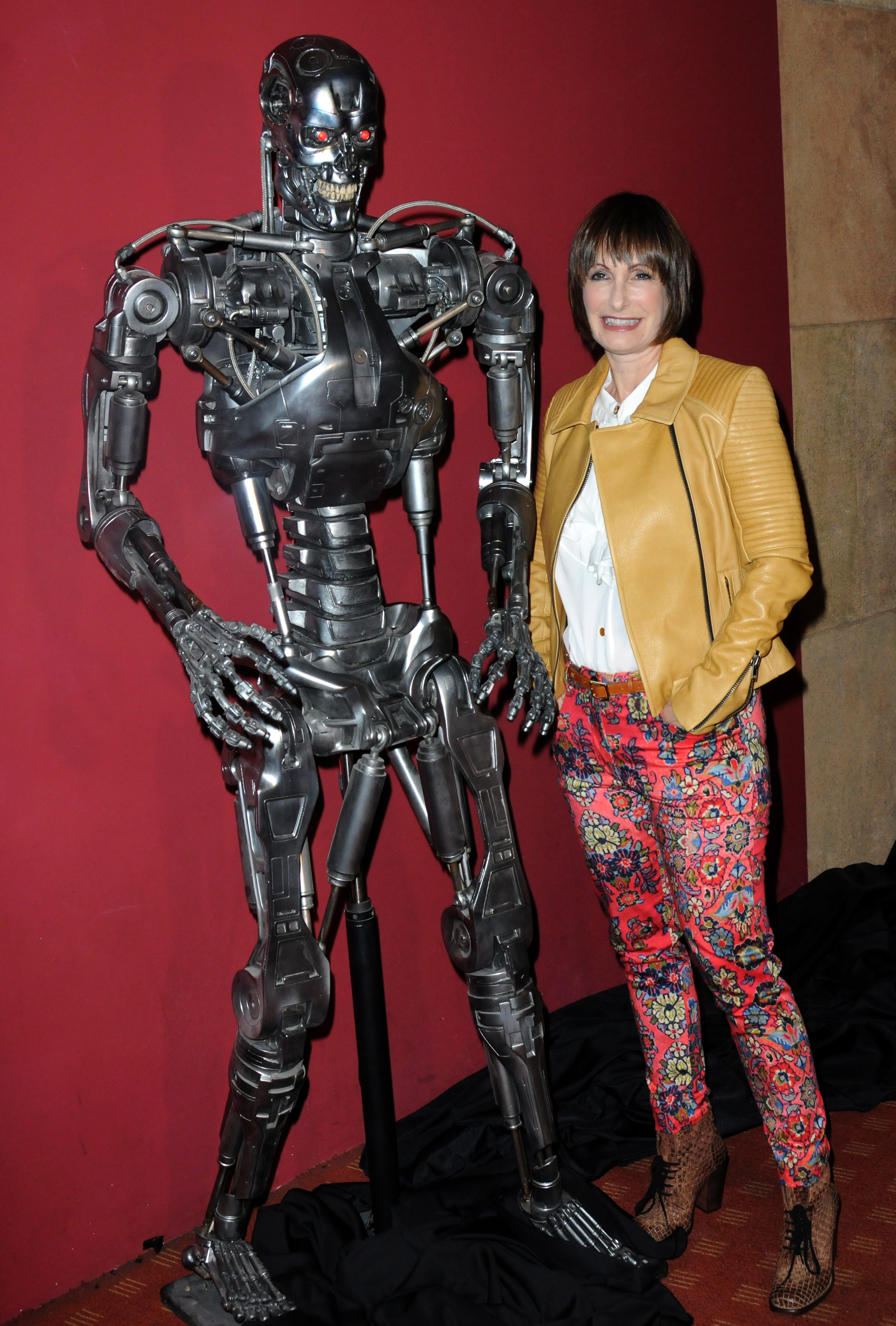 Producer Gale Anne Hurd at  The Terminator  30th Anniversary Screening on October 15, 2014 in Hollywood, California.
