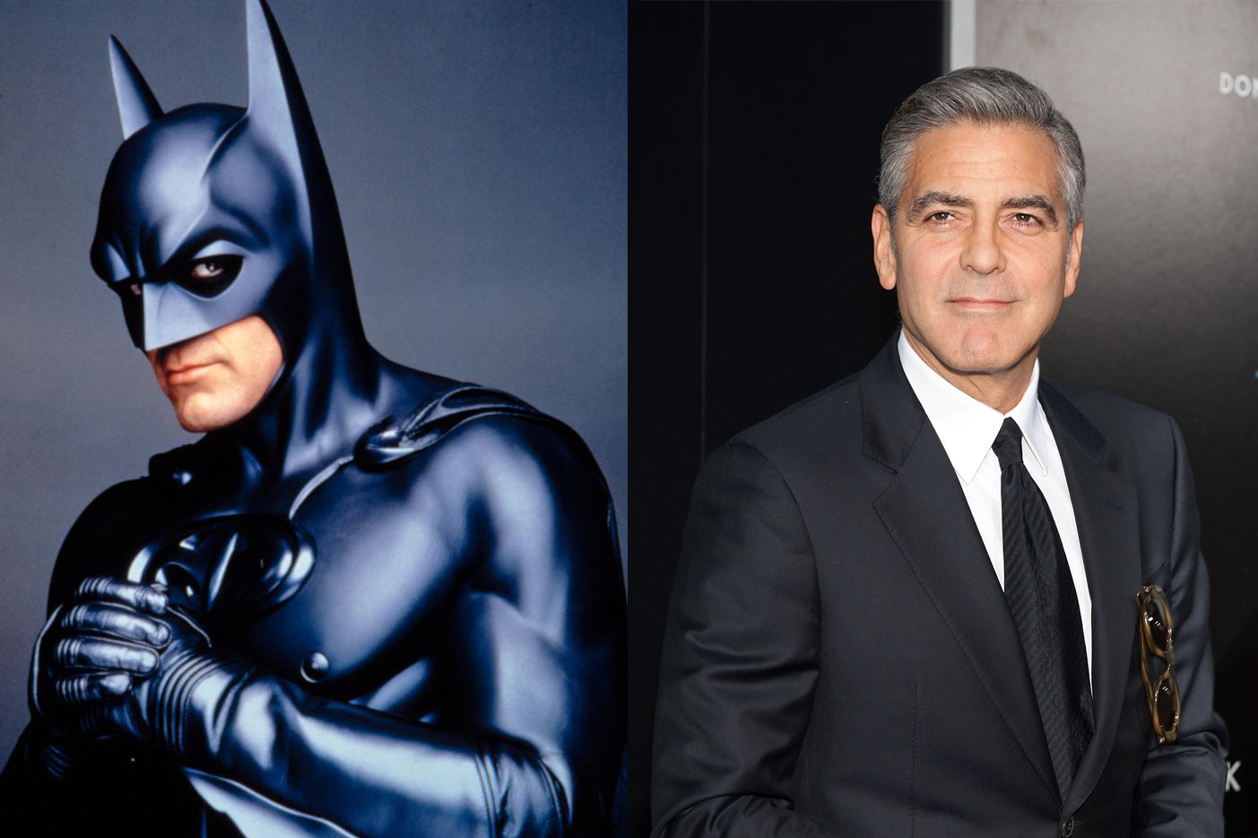 Batman & Robin could have killed Clooney's career. But along came O Brother, Where Art Thou? in 2000. Since he's been palling around on the Ocean's Eleven set and earning critical acclaim for films like The Descendants.