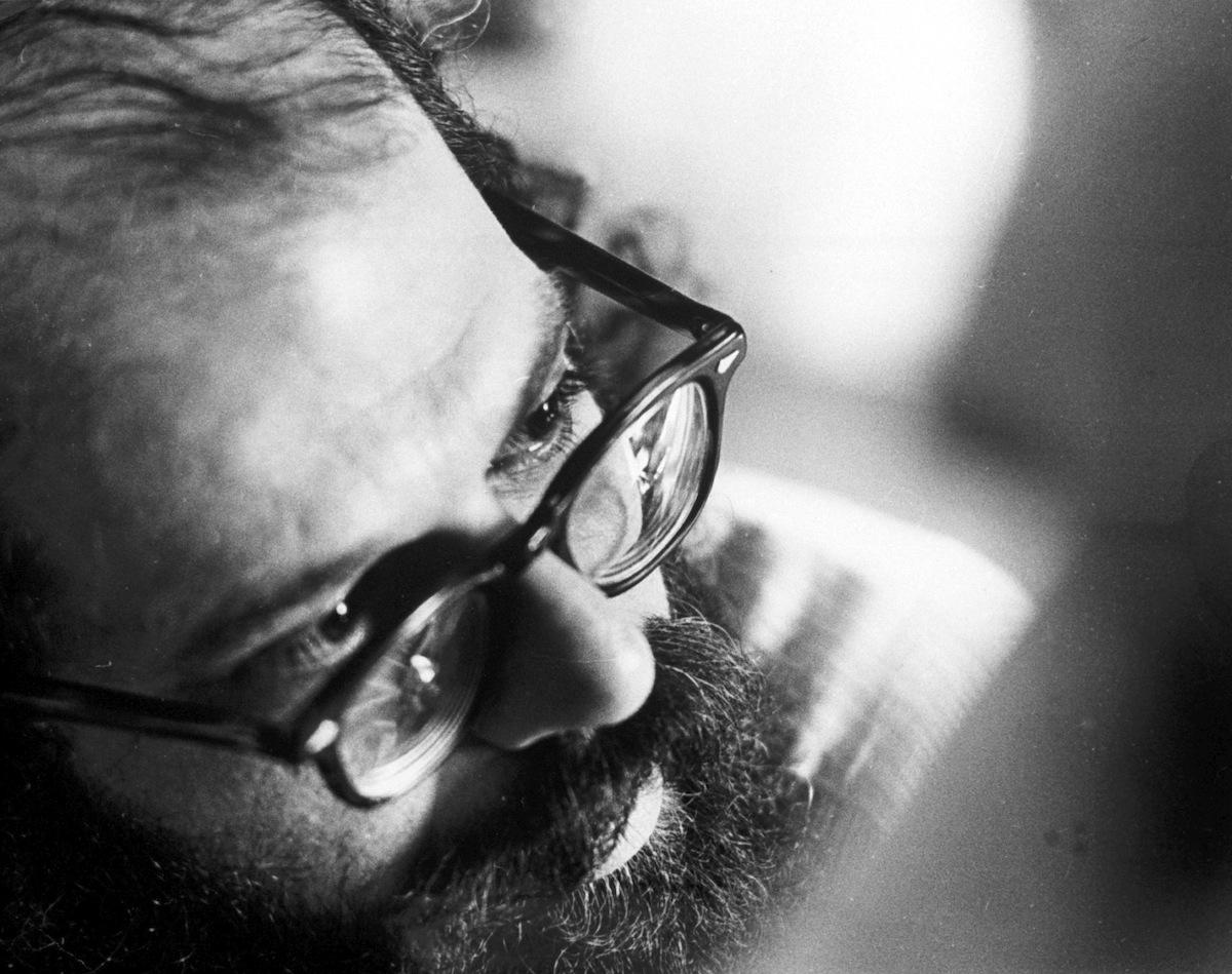 Allen Ginsberg in 1965