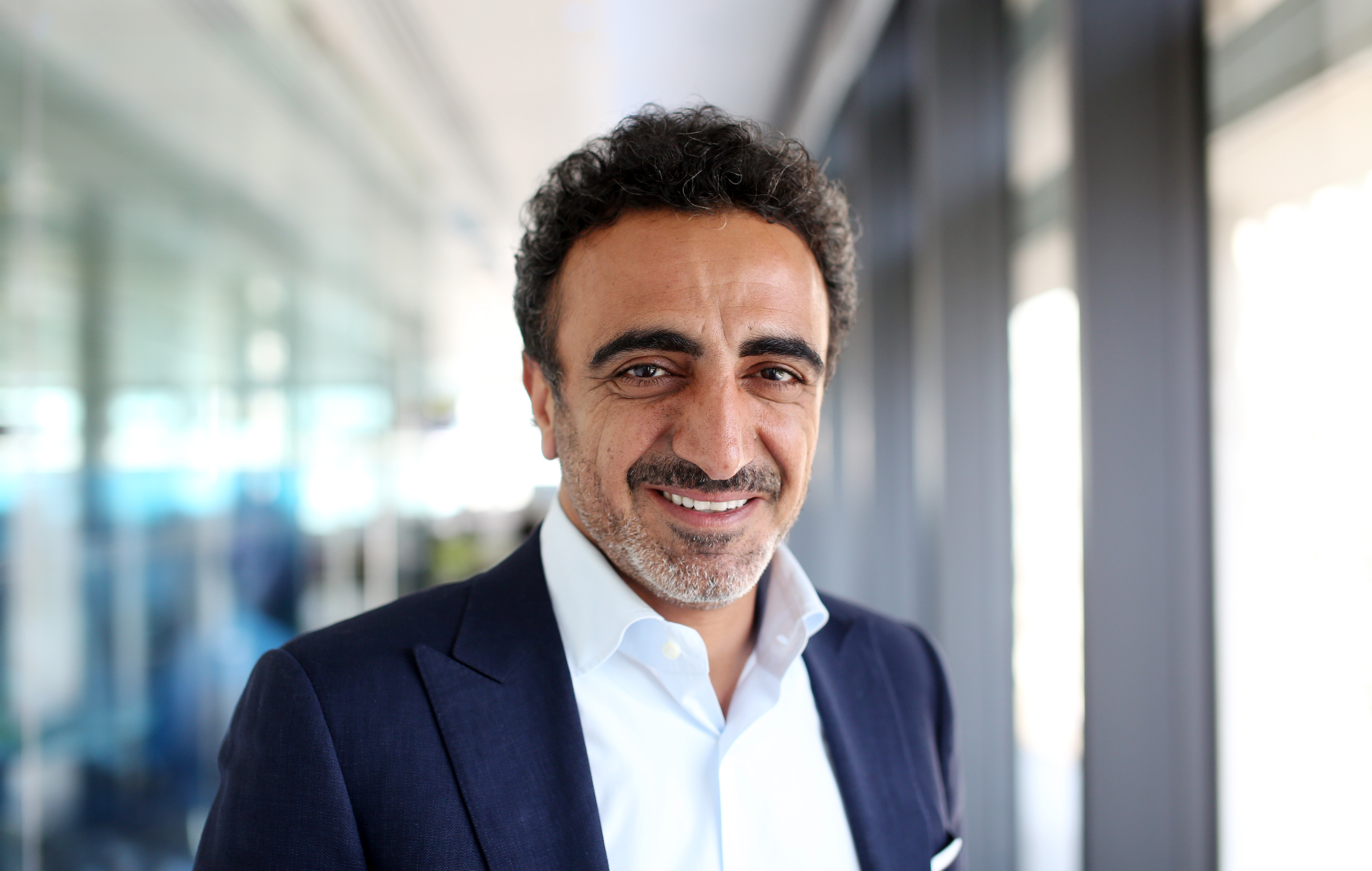 Hamdi Ulukaya, a billionaire and founder, president and chief executive officer of Chobani Inc.  in London on July 17, 2013.