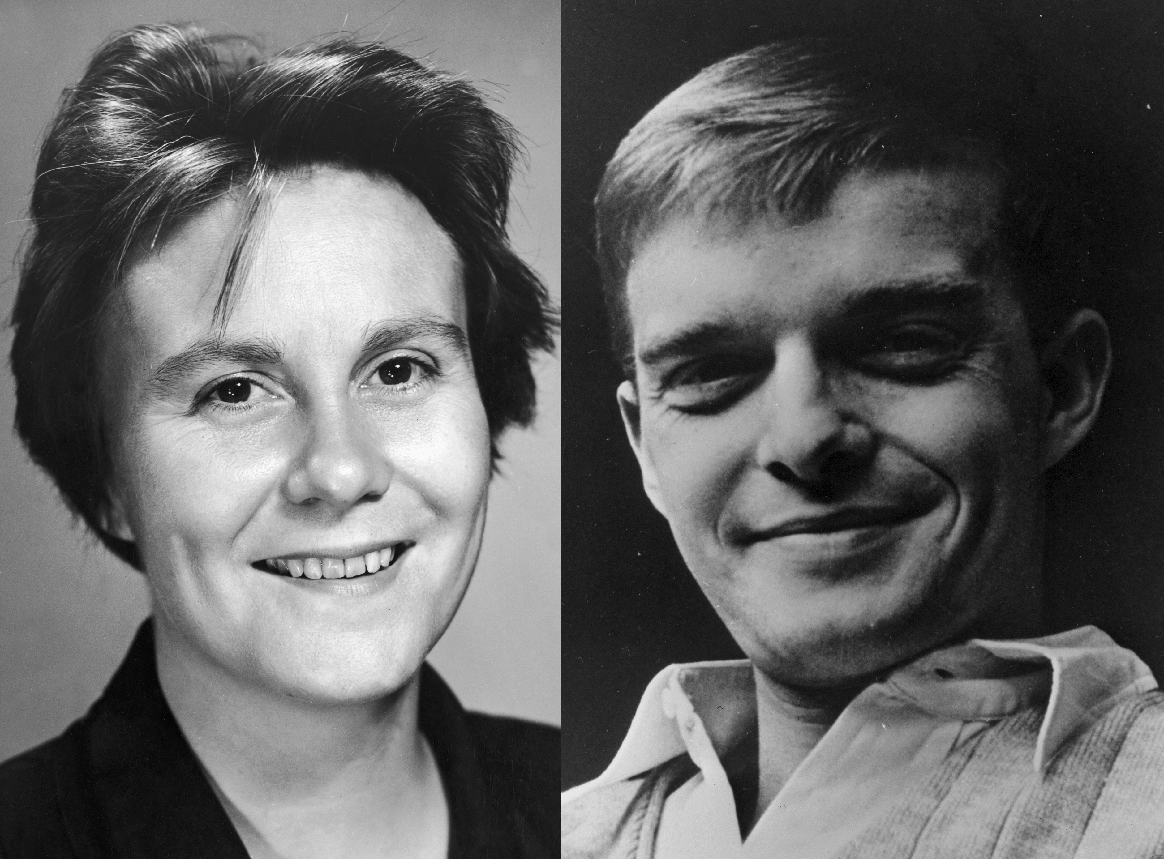 A classic: Harper Lee and Truman Capote. The acclaimed authors were childhood pals in Monroeville, Ala., and rumors (since disproved) circulated for years that he had actually written 'To Kill a Mockingbird.'