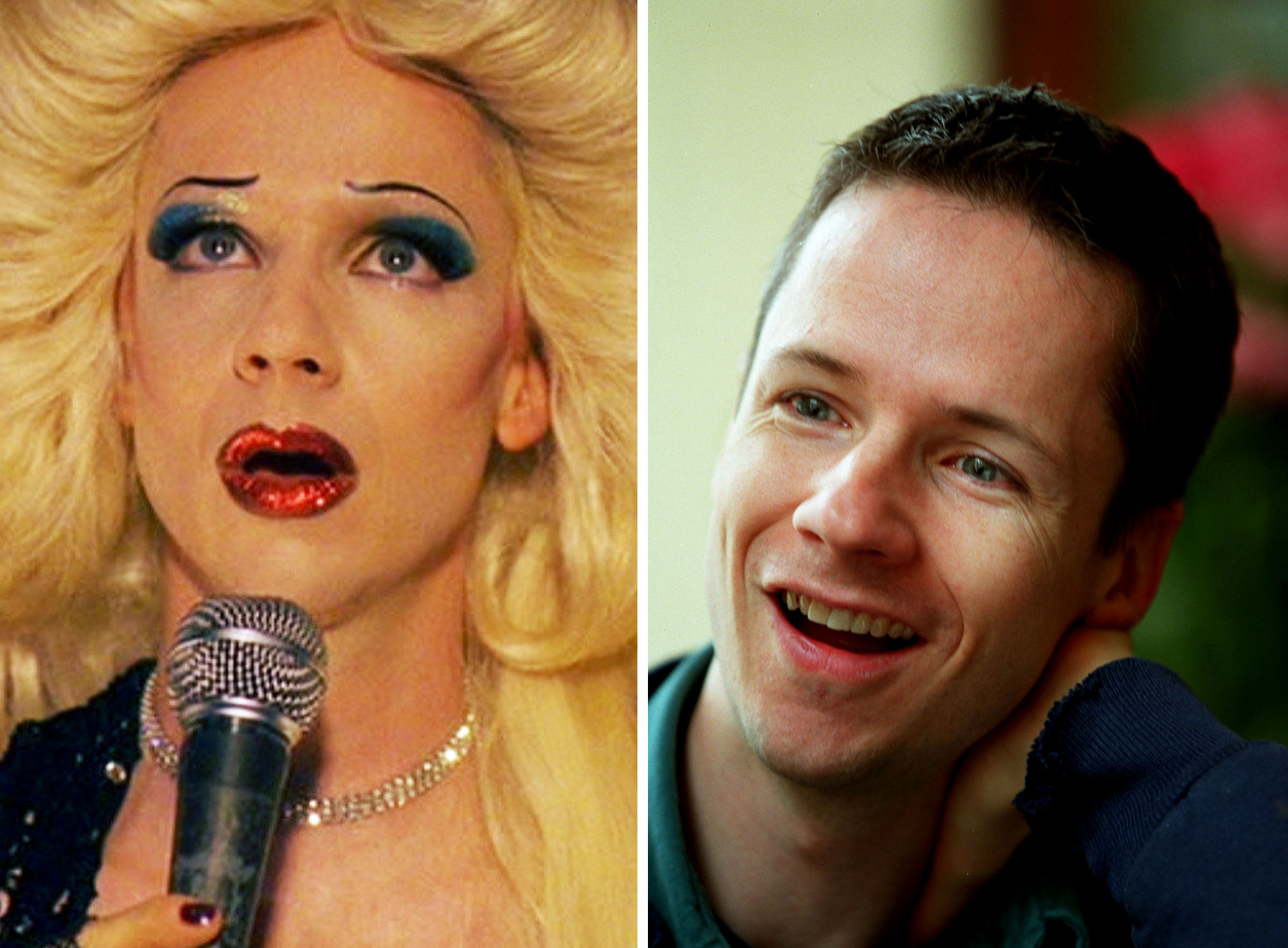 John Cameron Mitchell as Hedwig Robinson in Hedwig and the Angry Inch