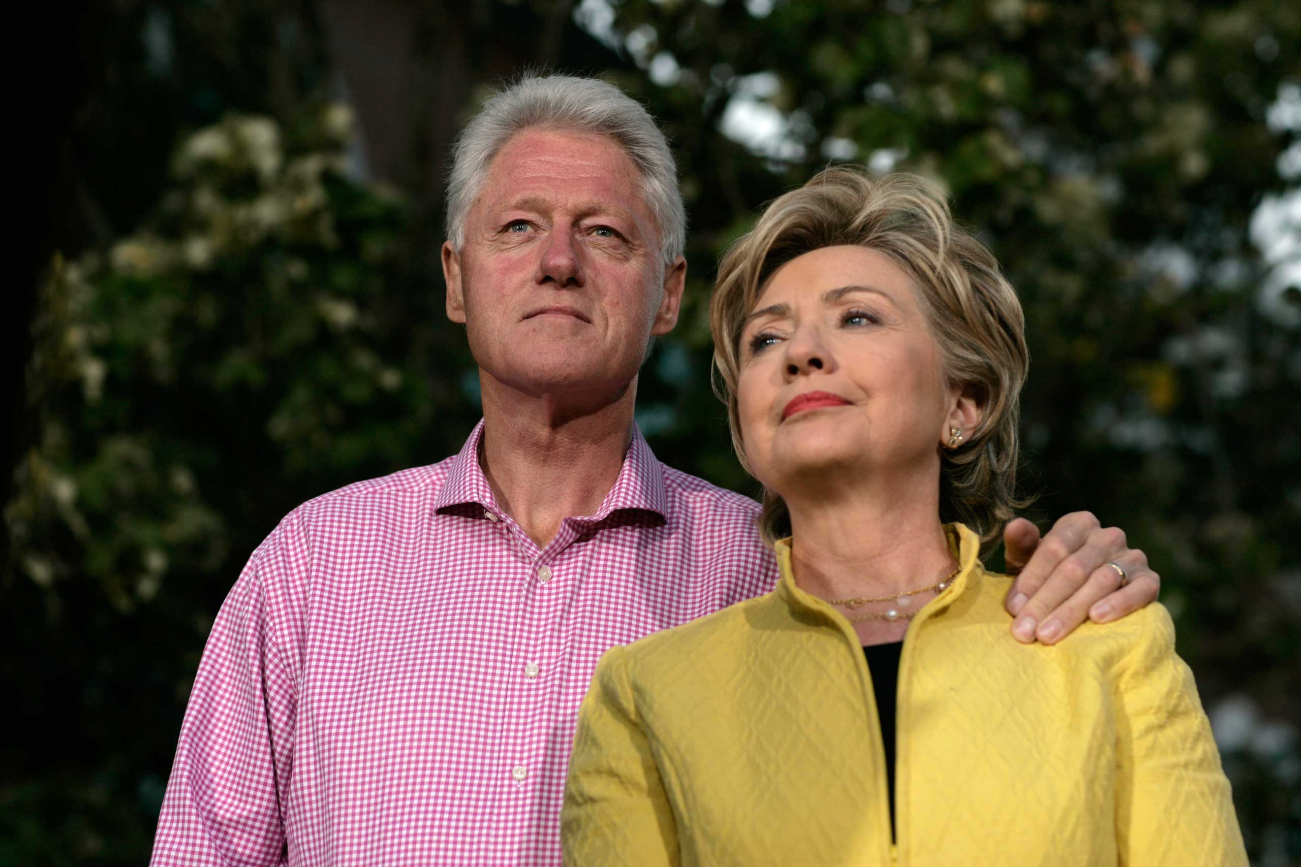 The Clintons started their political dynasty in Arkansas in 1976, when Bill was elected Attorney General. He went on to win the governors seat and, in 1992, the Presidency. After leaving the White House, Hillary served as a Senator from New York and Secretary of State. She's widely expected to make her own White House bid in 2016.