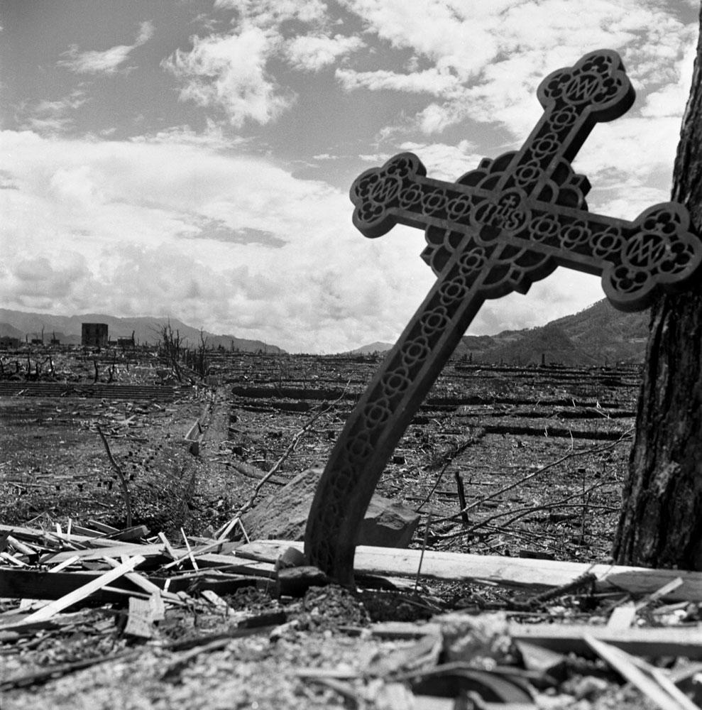 <b>Not published in LIFE.</b> Nagasaki, September, 1945.