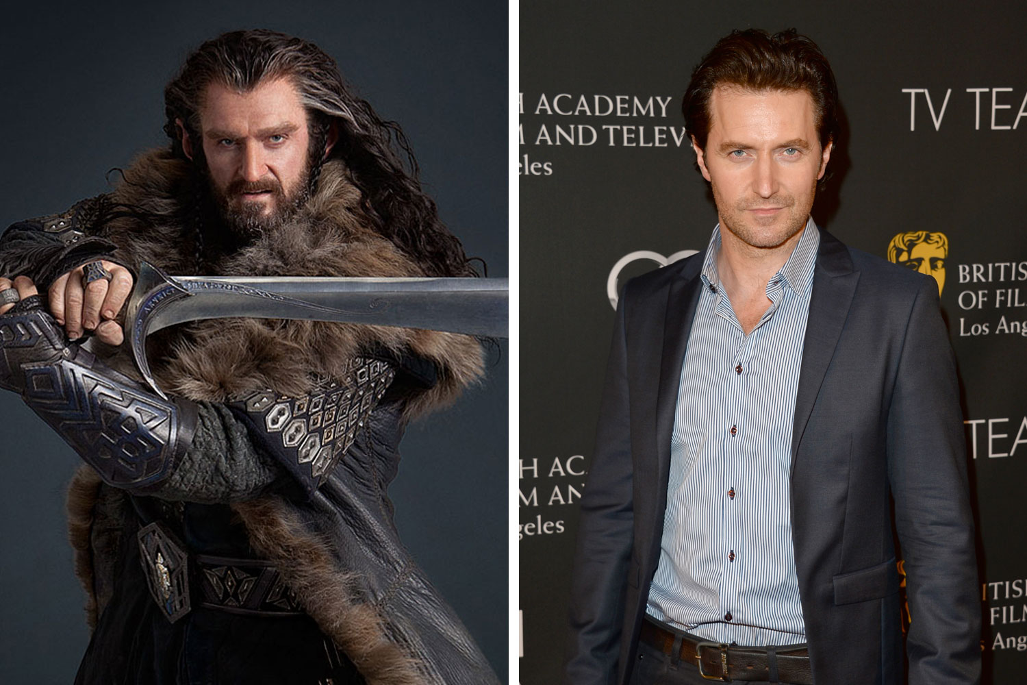 <strong>Thorin Oakenshield - Richard Armitage</strong>