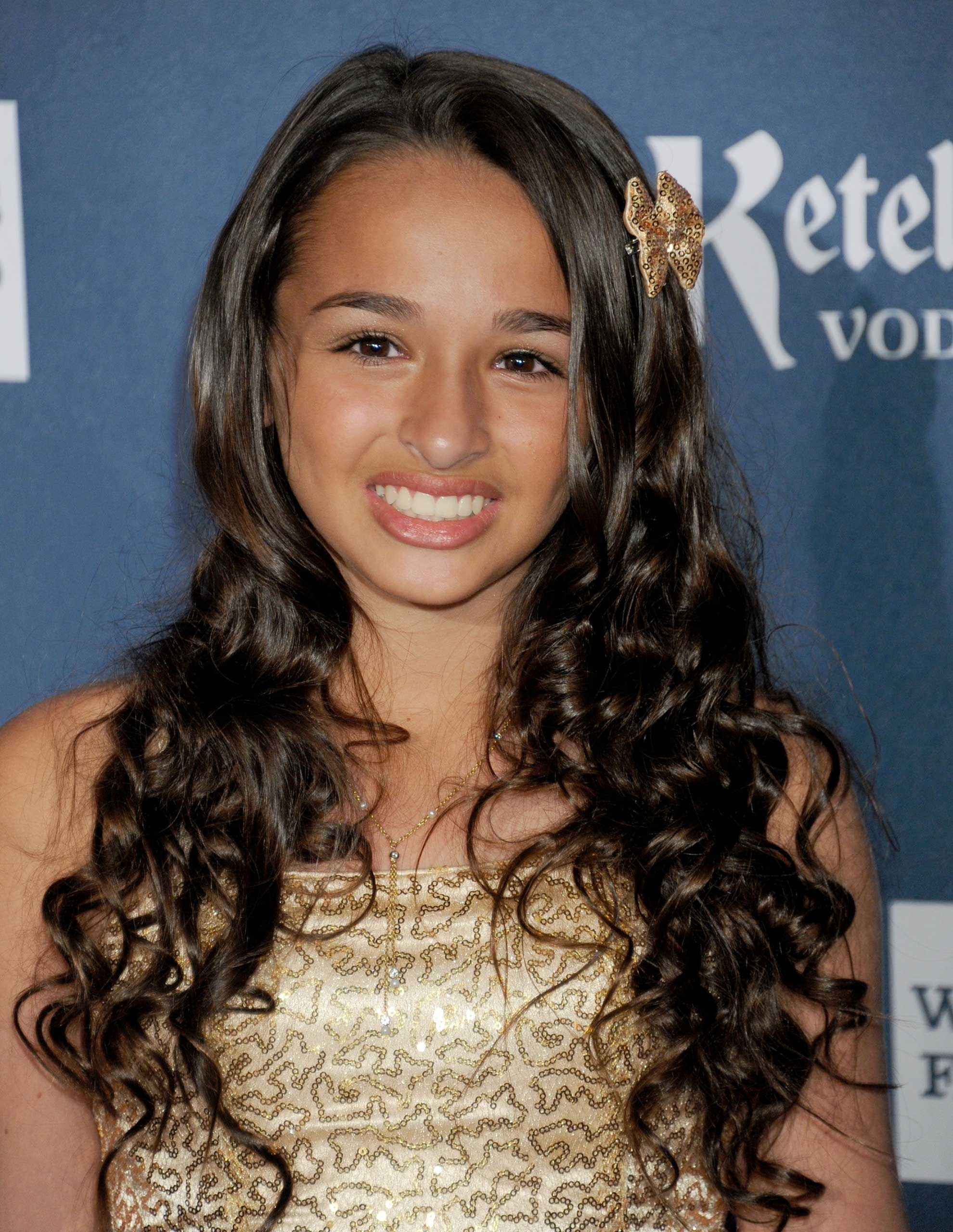 Jazz Jennings arrives at the 24th Annual GLAAD Media Awards at JW Marriott Los Angeles at L.A. LIVE on April 20, 2013 in Los Angeles, California. (Photo by Gregg DeGuire/WireImage)