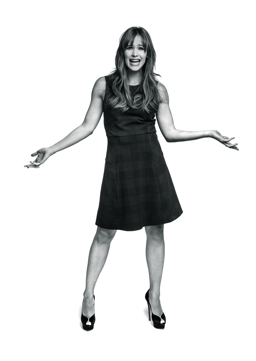 Actress Jennifer Garner Photographed at the Four Seasons Hotel in NYC, October 1, 2014.