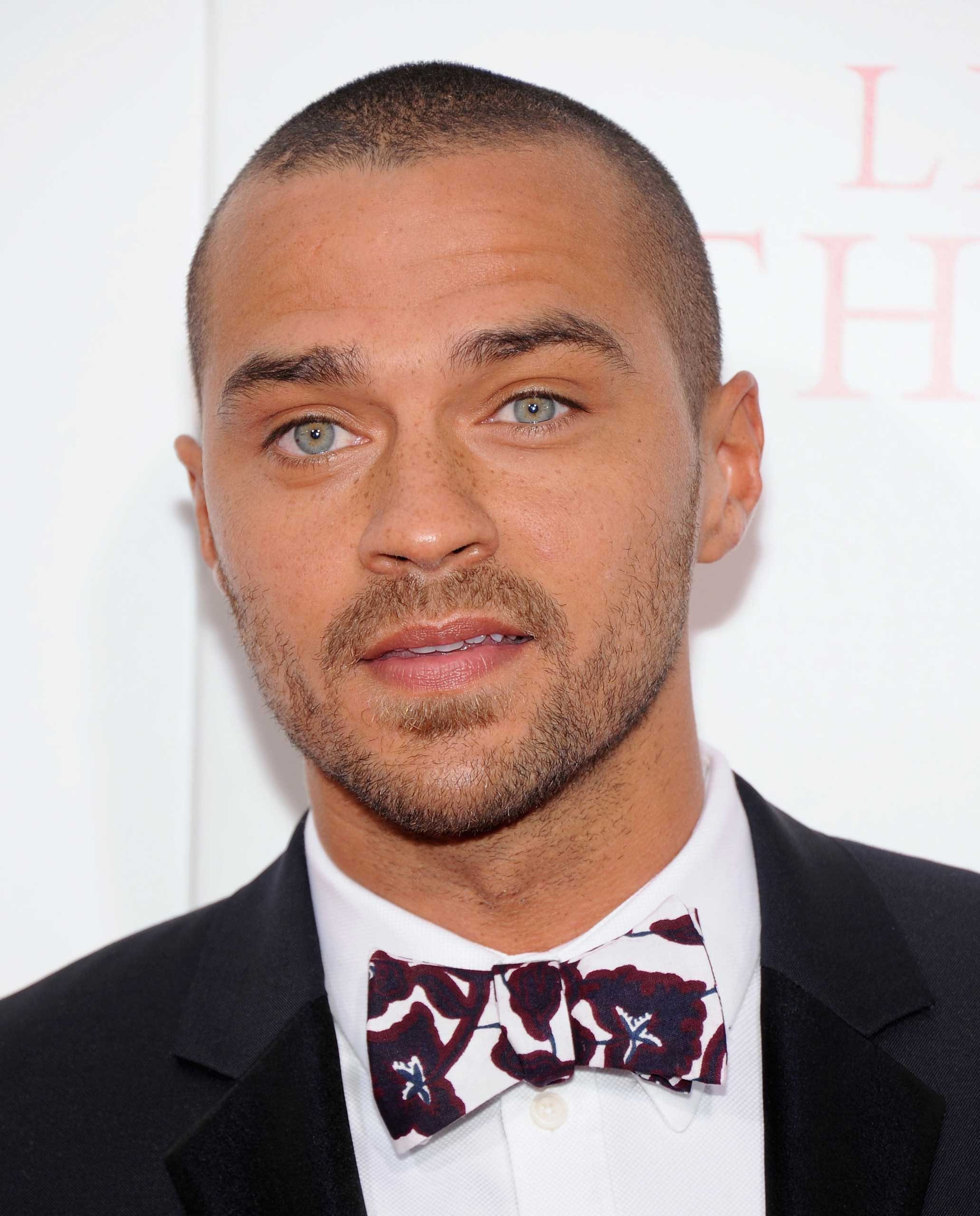 Actor Jesse Williams in New York in 2013.