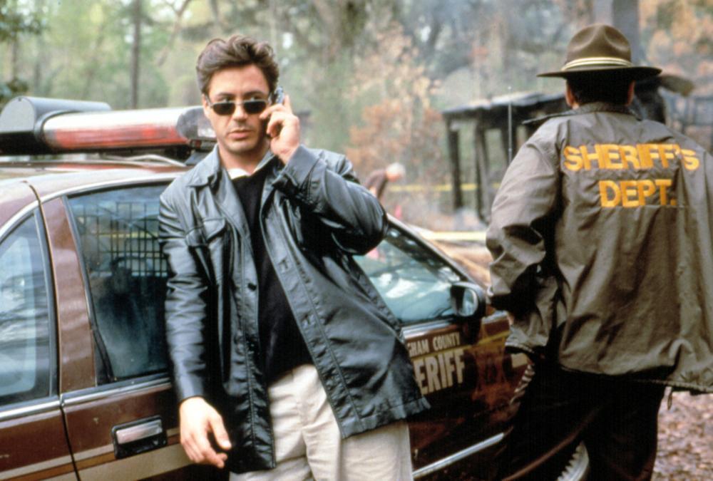 Gingerbread Man, 1998 Robert Downey Jr. as Clyde Pell
