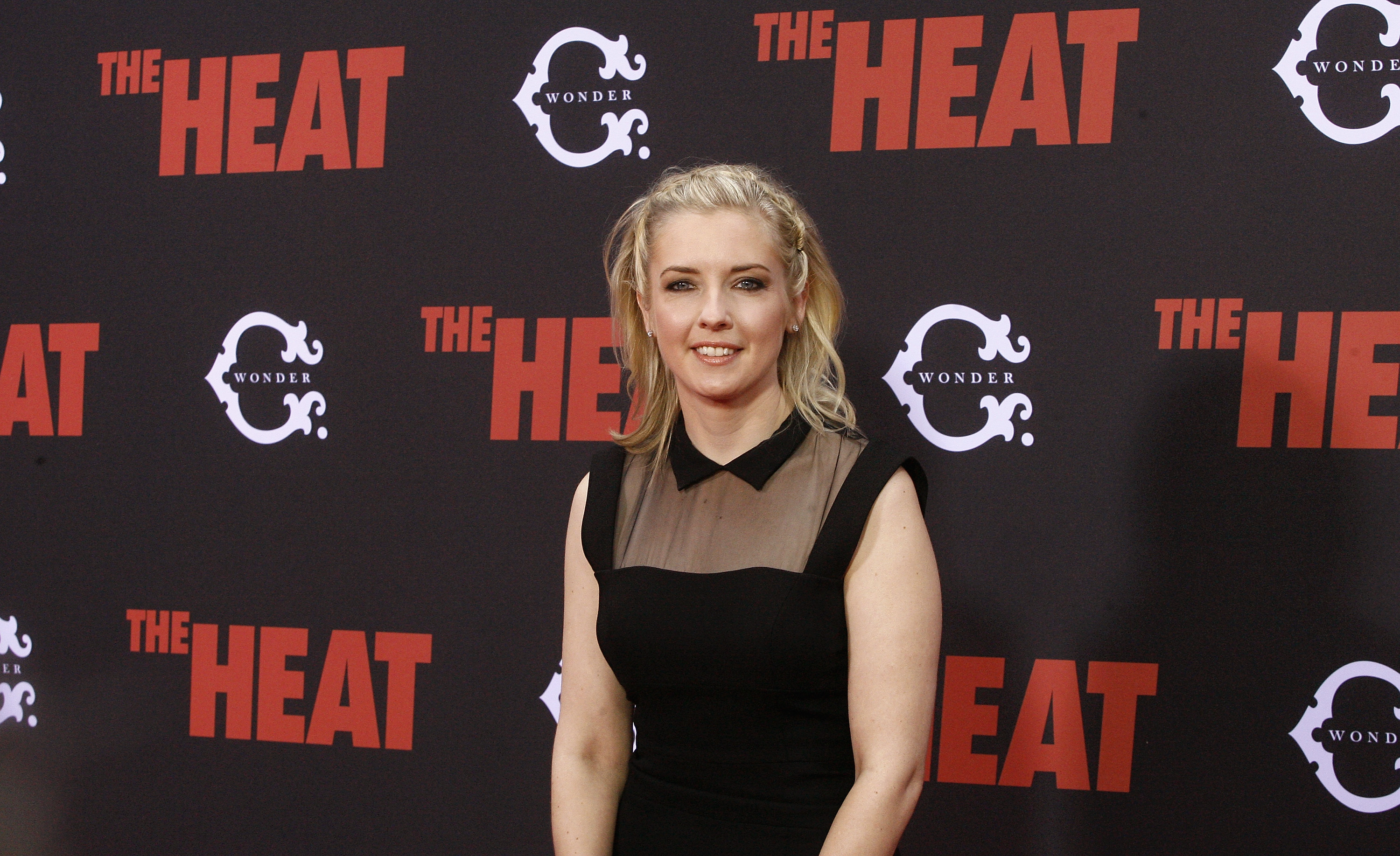Screenwriter/actress Katie Dippold attends  The Heat  New York Premiere at Ziegfeld Theatre on June 23, 2013 in New York City.