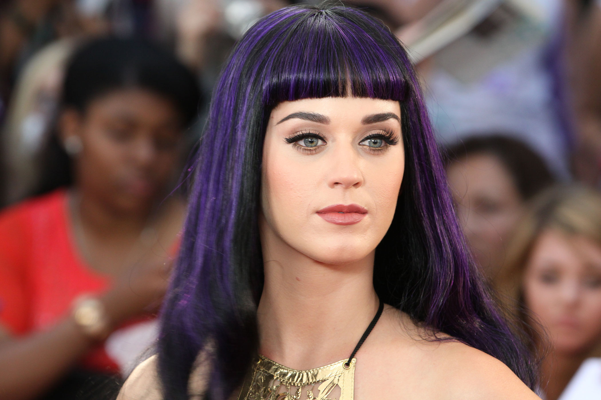 Katy Perry on the Red Carpet at The MMVA's 2012 in Toronto, June 17th, 2012.