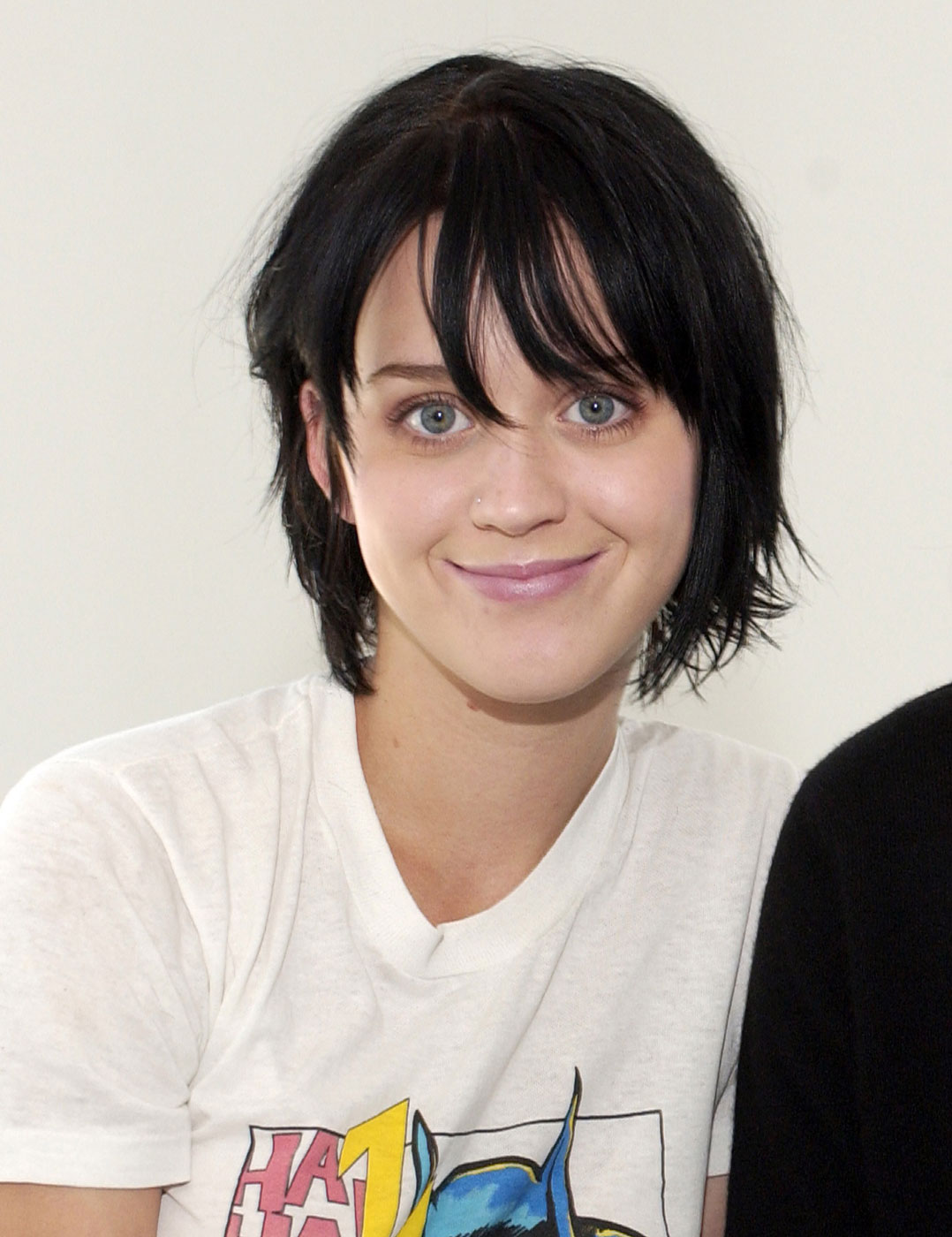 Katy Perry poses during a portrait session on September 12, 2002 in West Hollywood, California.