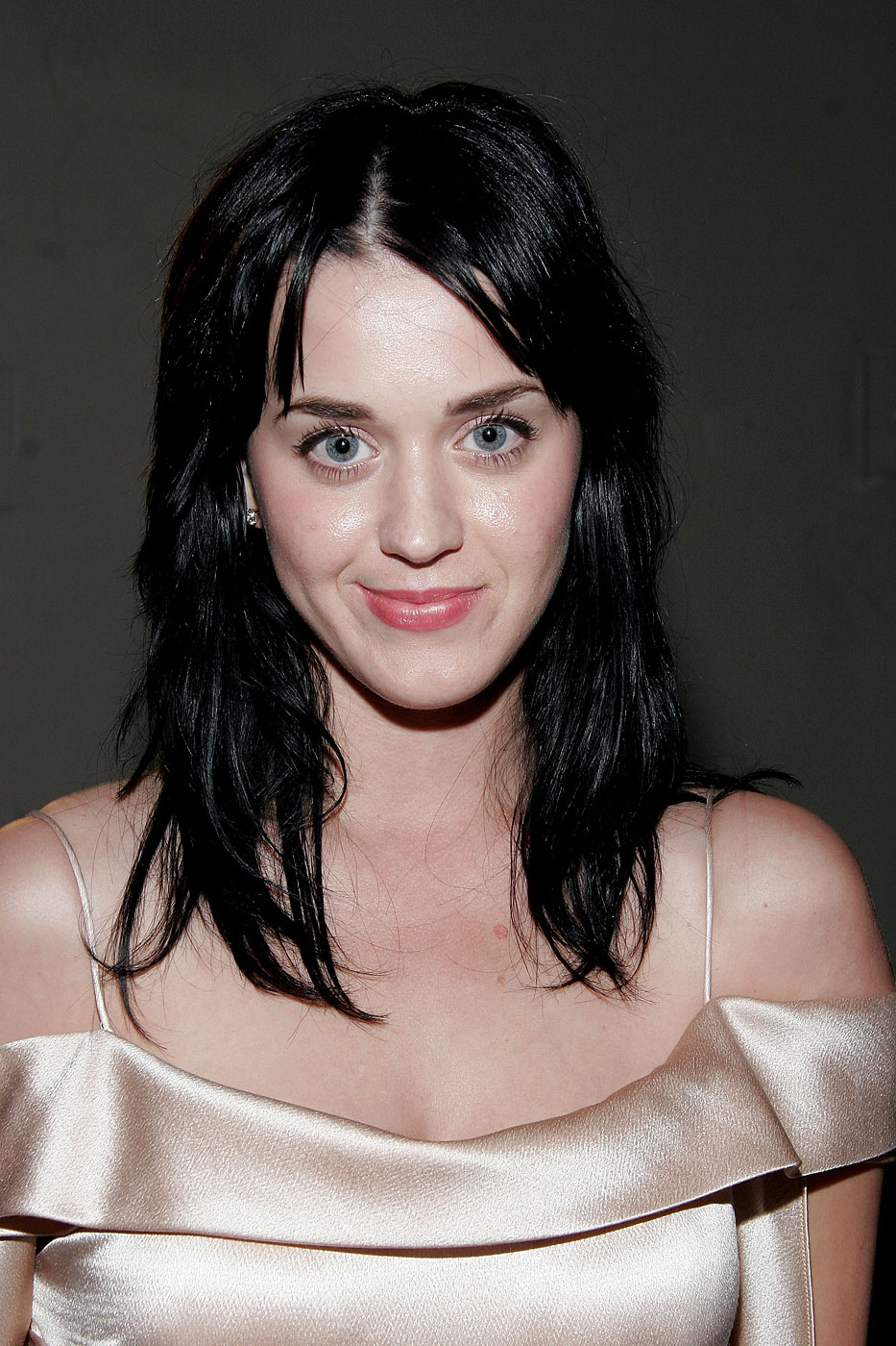 Katy Perry attends the EMI/Capitol Records Grammy party held at Boulevard3 on February 11, 2007 in Hollywood, California.