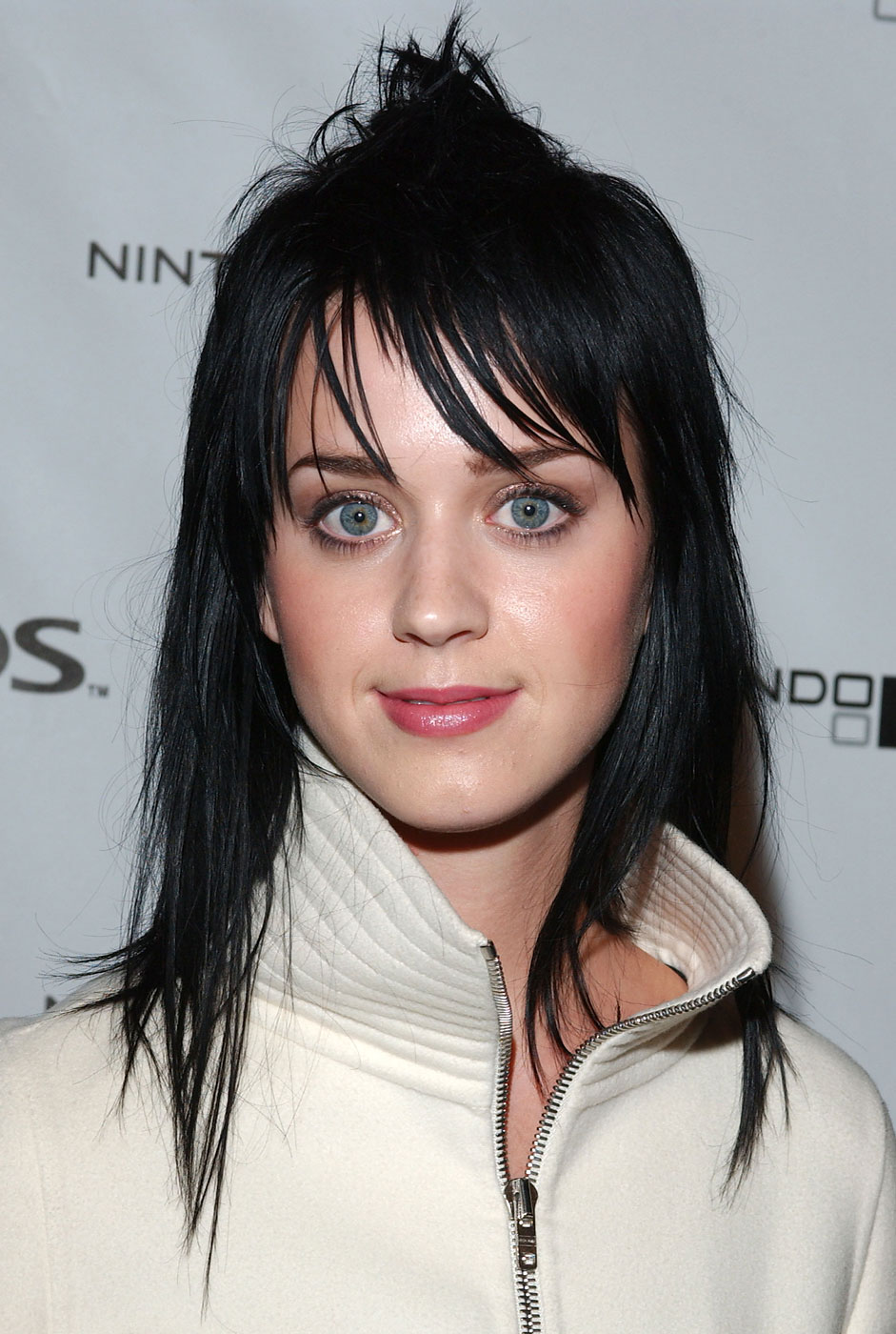 Katy Perry attends the Nintendo DS Pre-Launch Party at The Day After in 2004.