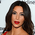 Kim Kardashian attends the 22nd Annual Elton John AIDS Foundation's Oscar Viewing Party on March 2, 2014 in Los Angeles.