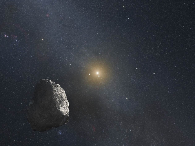 Next on the itinerary: A Kuiper Belt object and the distant candle of the sun