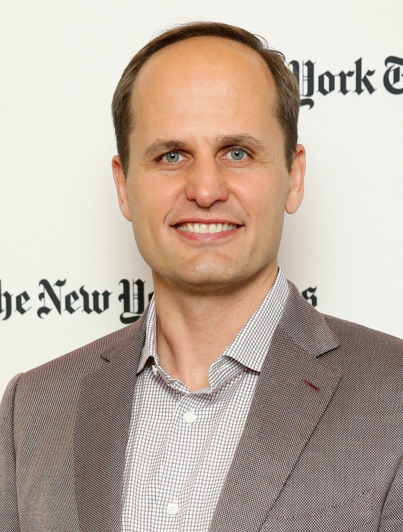 Google Senior Vice President of People Operations Laszlo Bock attends The New York Times Next New World Conference on June 12, 2014 in San Francisco, California.