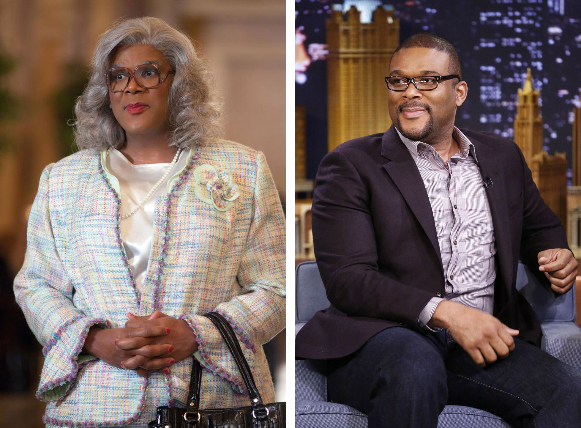 Tyler Perry as Mabel  Madea  Simmons in Madea's Witness Protection
