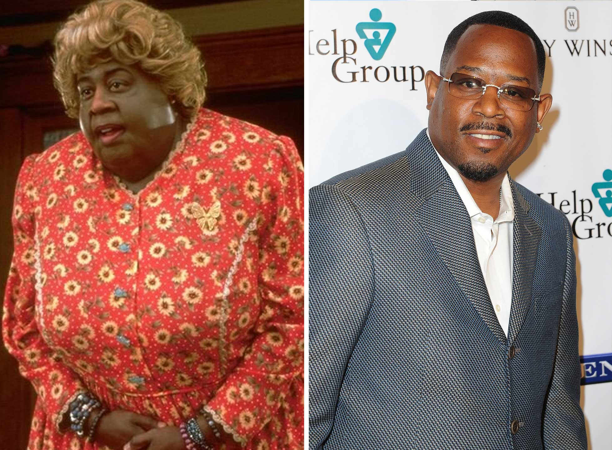 Martin Lawrence as Big Momma in Big Momma's House