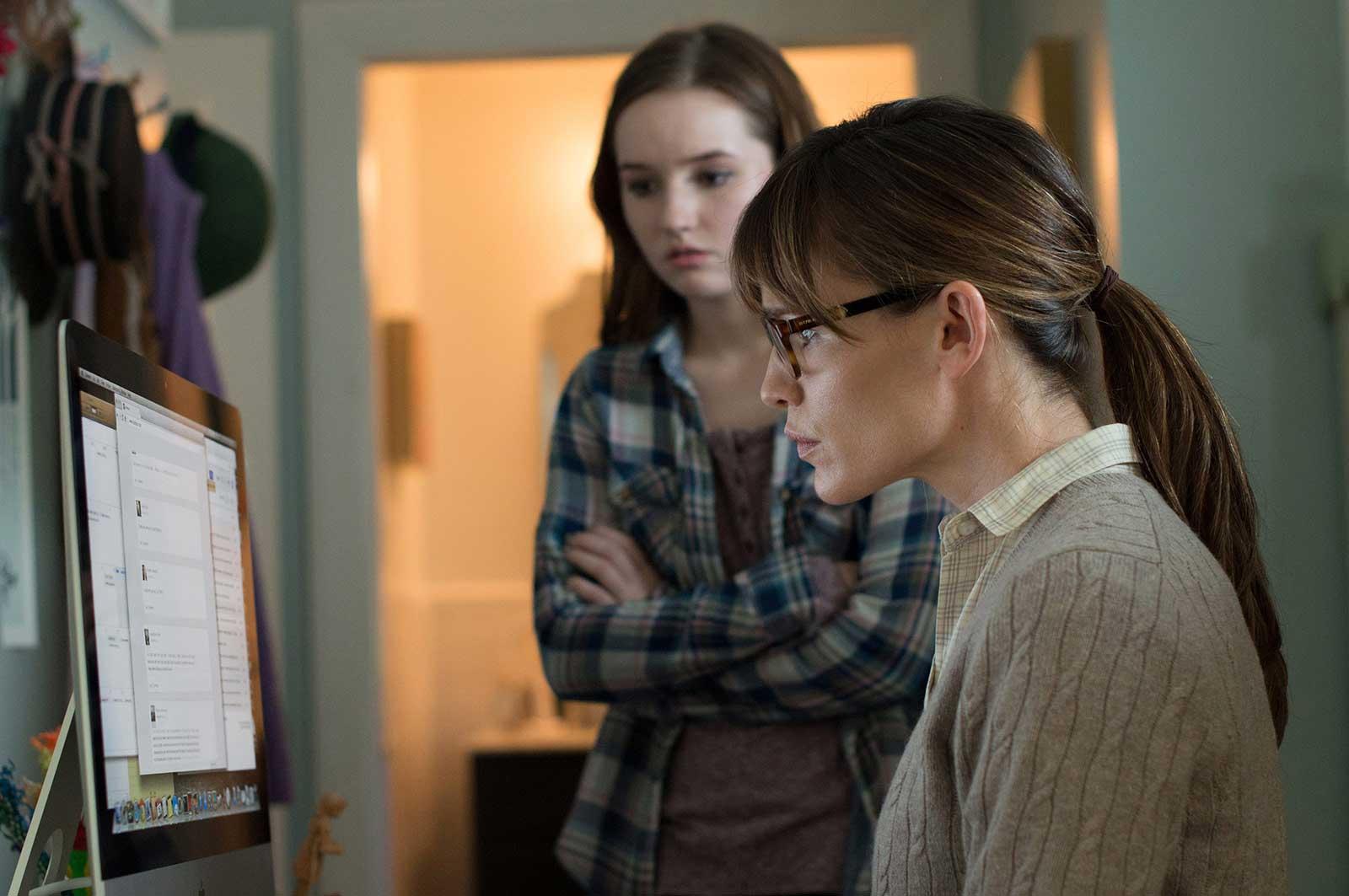 Jennifer Garner plays an intenet snooping mother in Paramount's Men, Women & Children