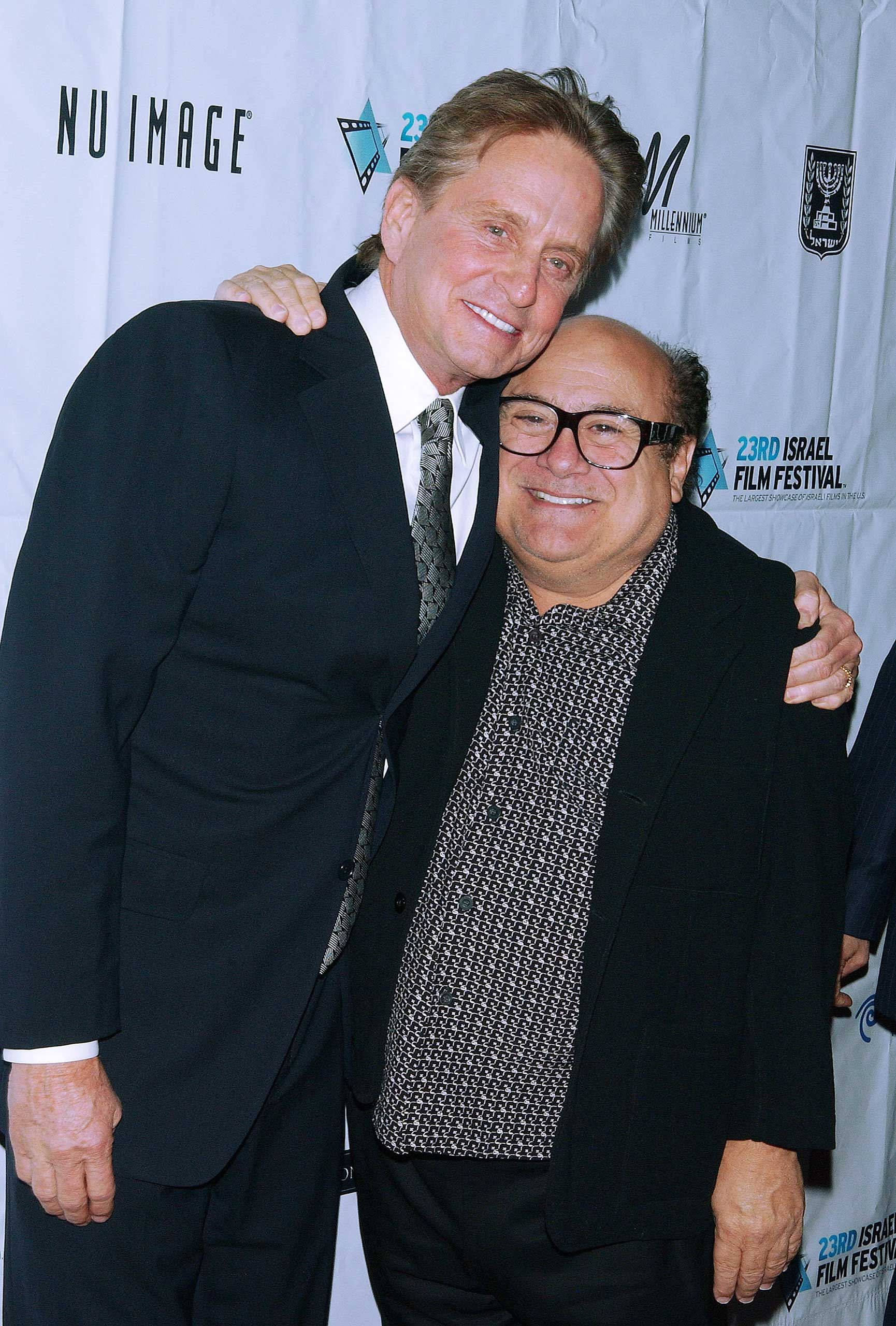 Michael Douglas and Danny DeVito: another roommate pair for the ages.