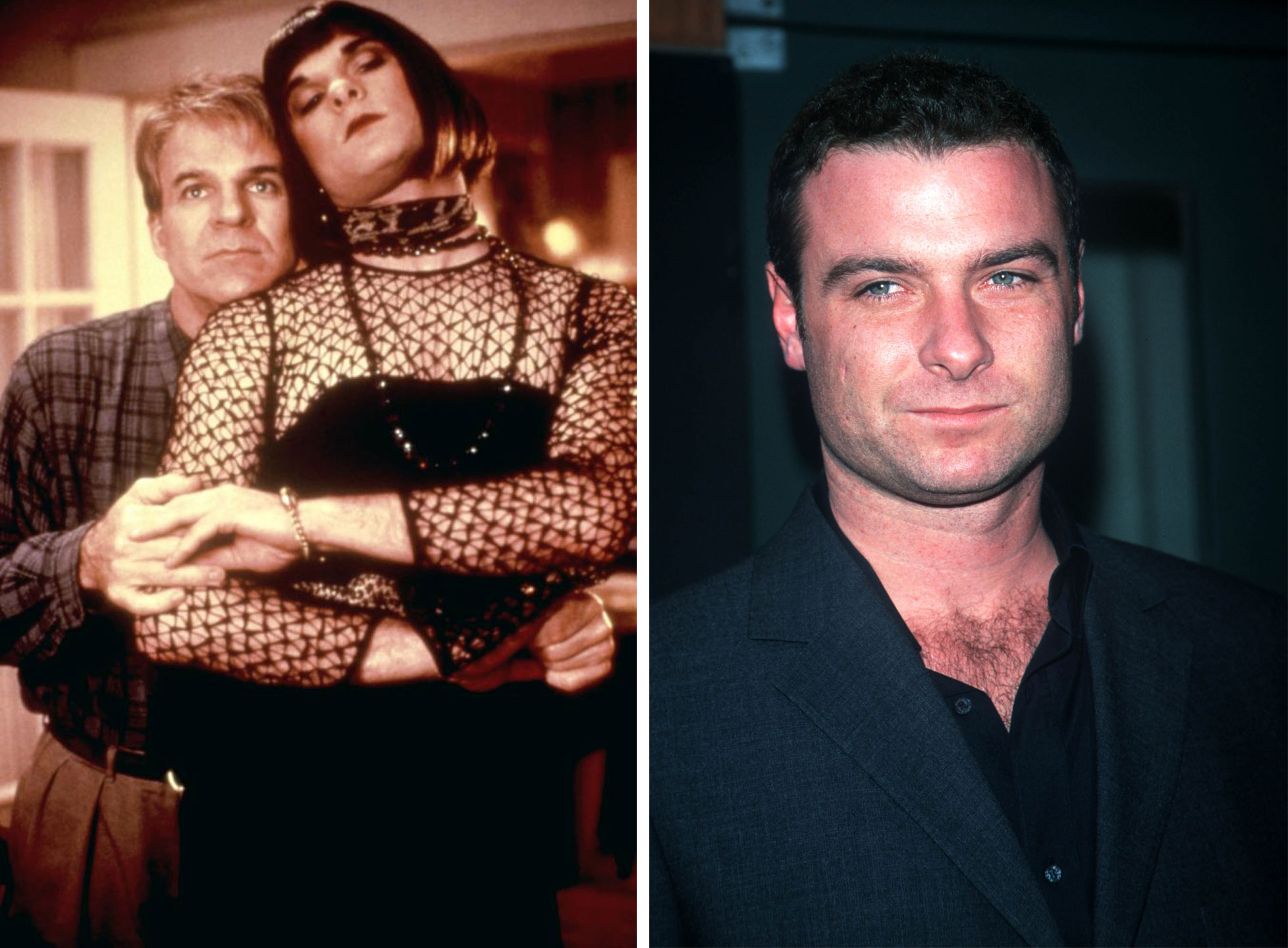 Liev Schreiber as Chris in Mixed Nuts
