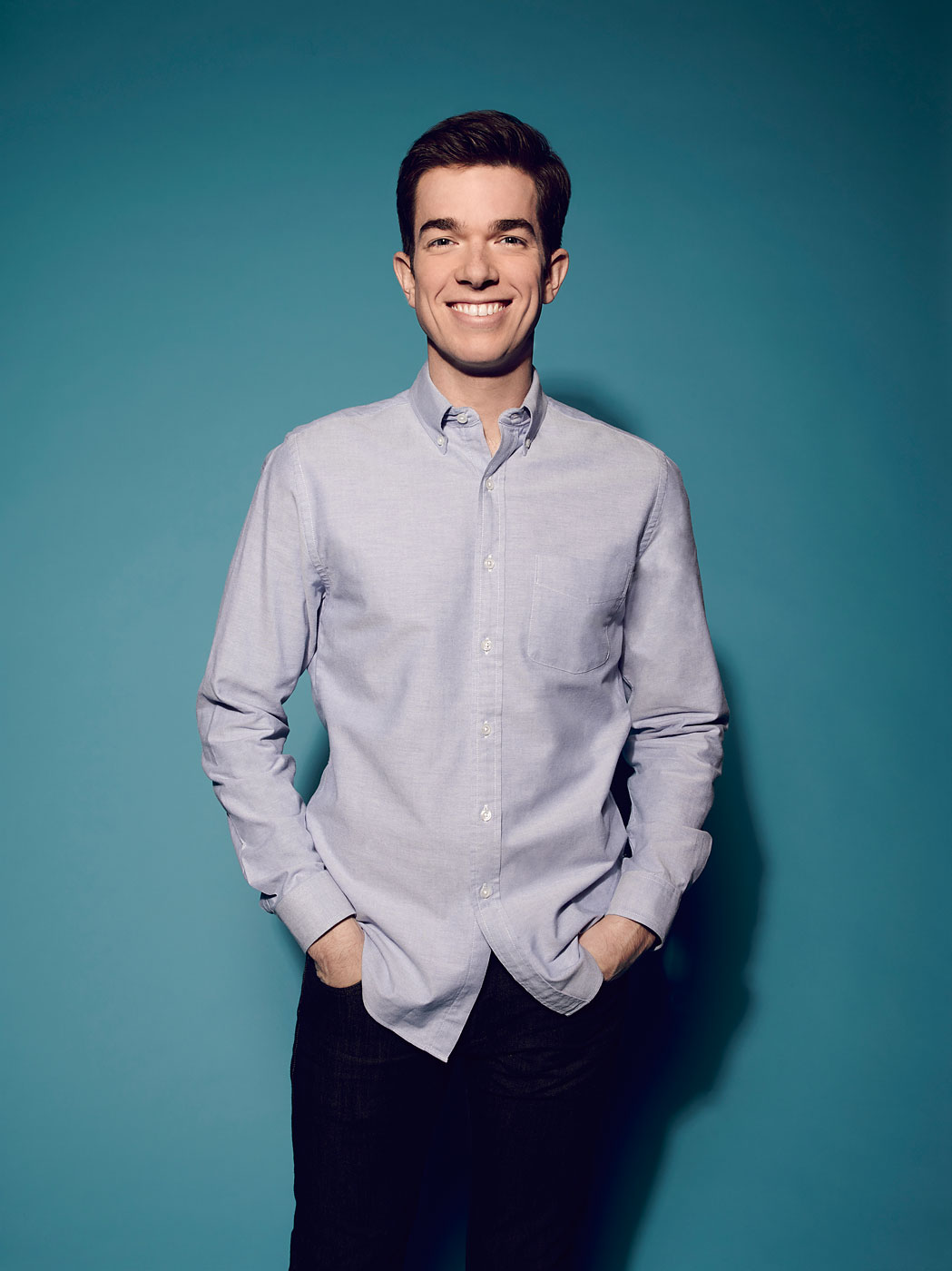 After NBC declined to pick up his pilot in 2013, Mulaney brought it over to Fox, where it has been billed as one of the fall's top new comedies. The story is loosely based on the comedian's own life.