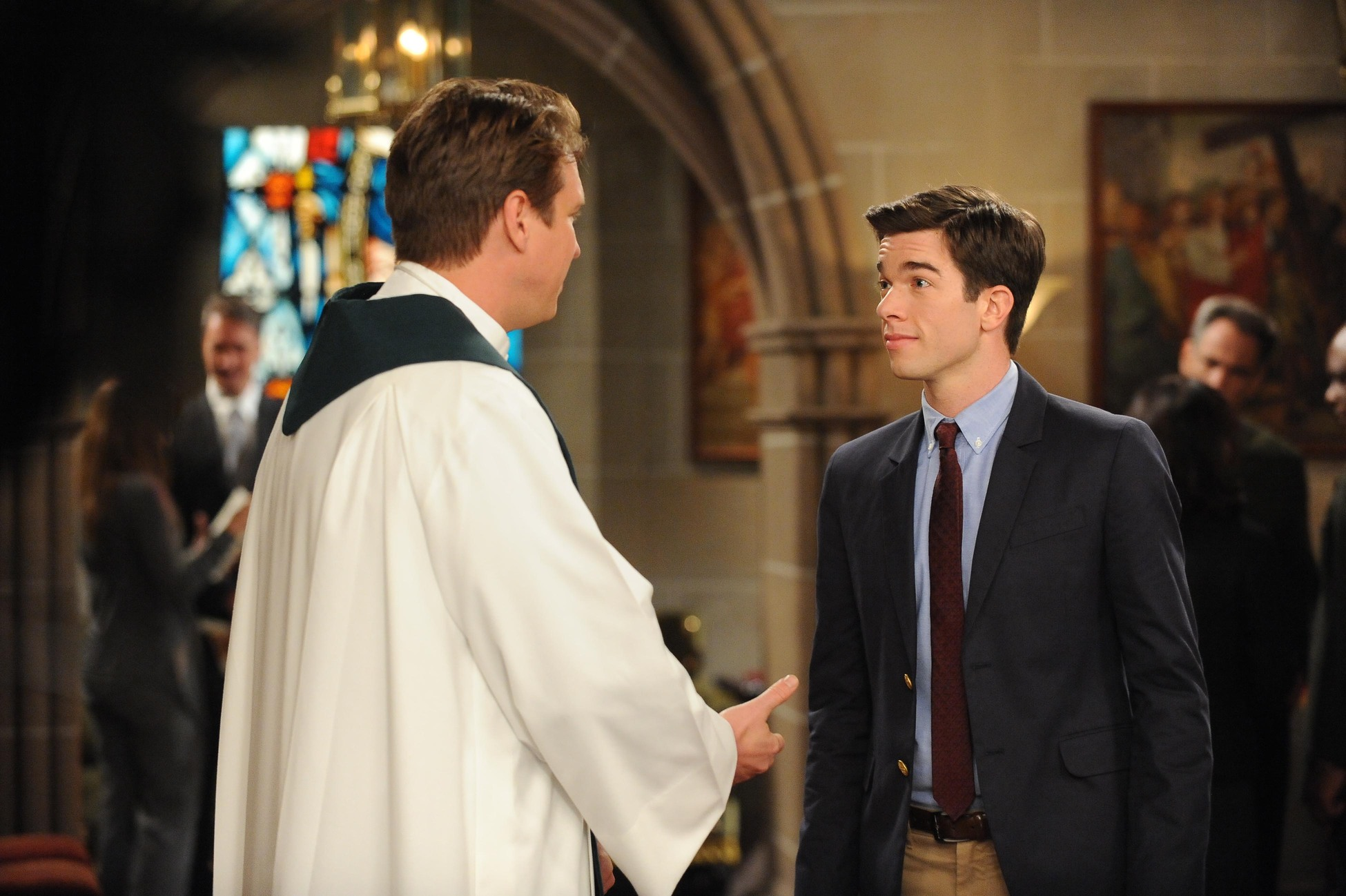 It's not quite time for last rites for Mulaney just yet.