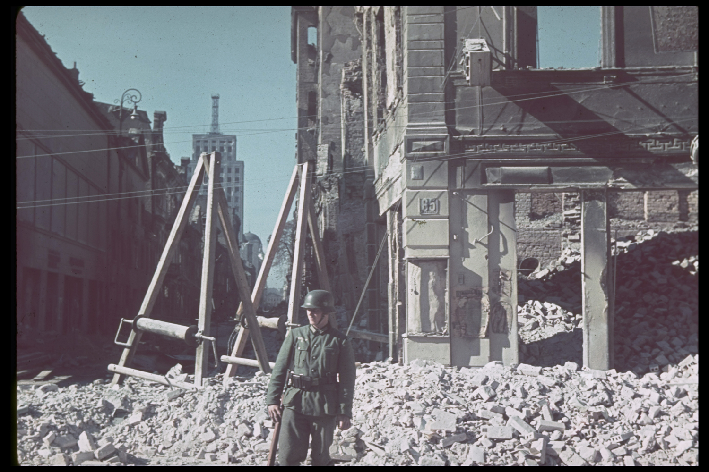 Post-invasion Poland, 1939.