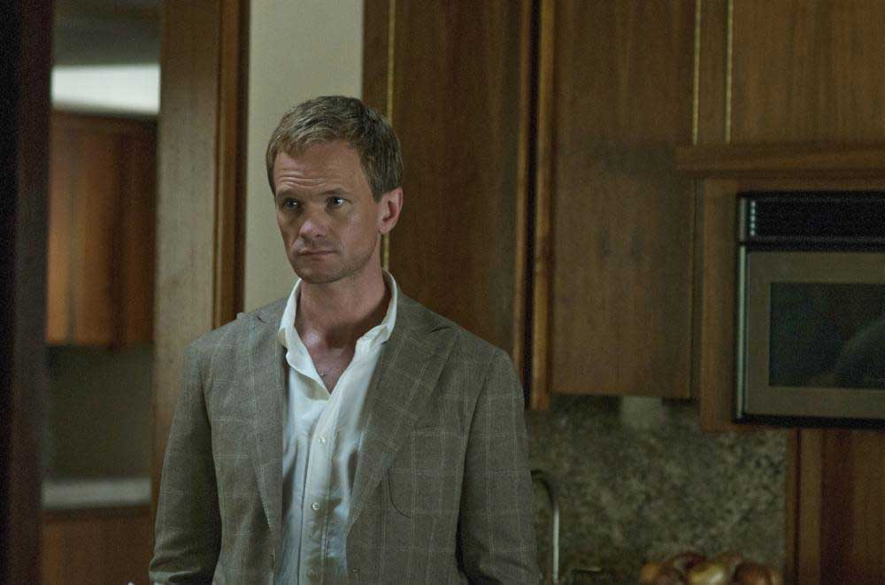 Neil Patrick Harris played Amy's old flame with a creepy obession in Gone Girl this year.