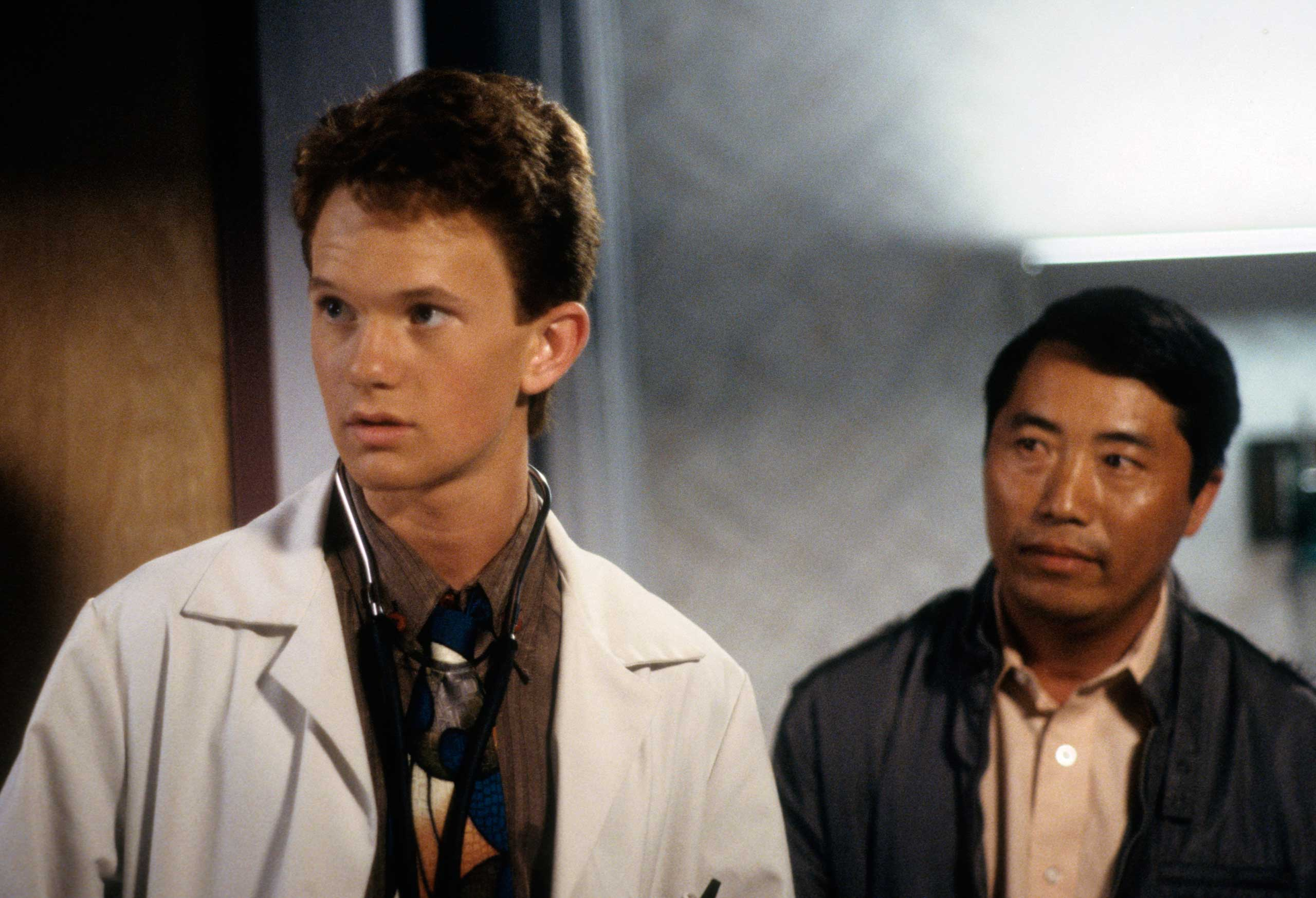 Neil Patrick Harris got his break as a teenage doctor who aced the SATs at 9 in Doogie Howser, M.D. in 1991. Hard to believe he grew up to be Barney Stinson.