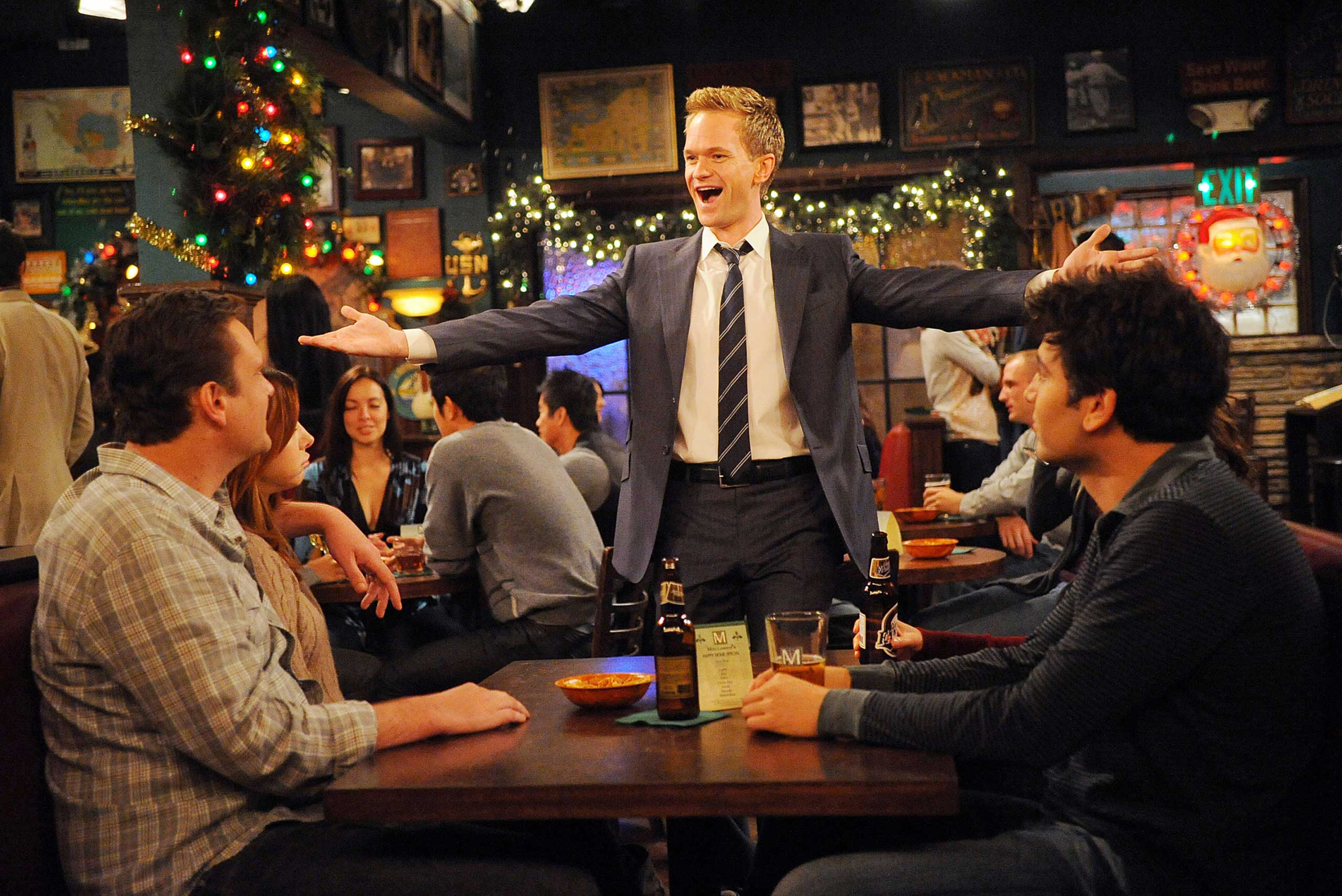 NPH starred as the ultimate lady's man and author of The Bro Code, Barney Stinson, in How I Met Your Mother from 2005 to 2014.