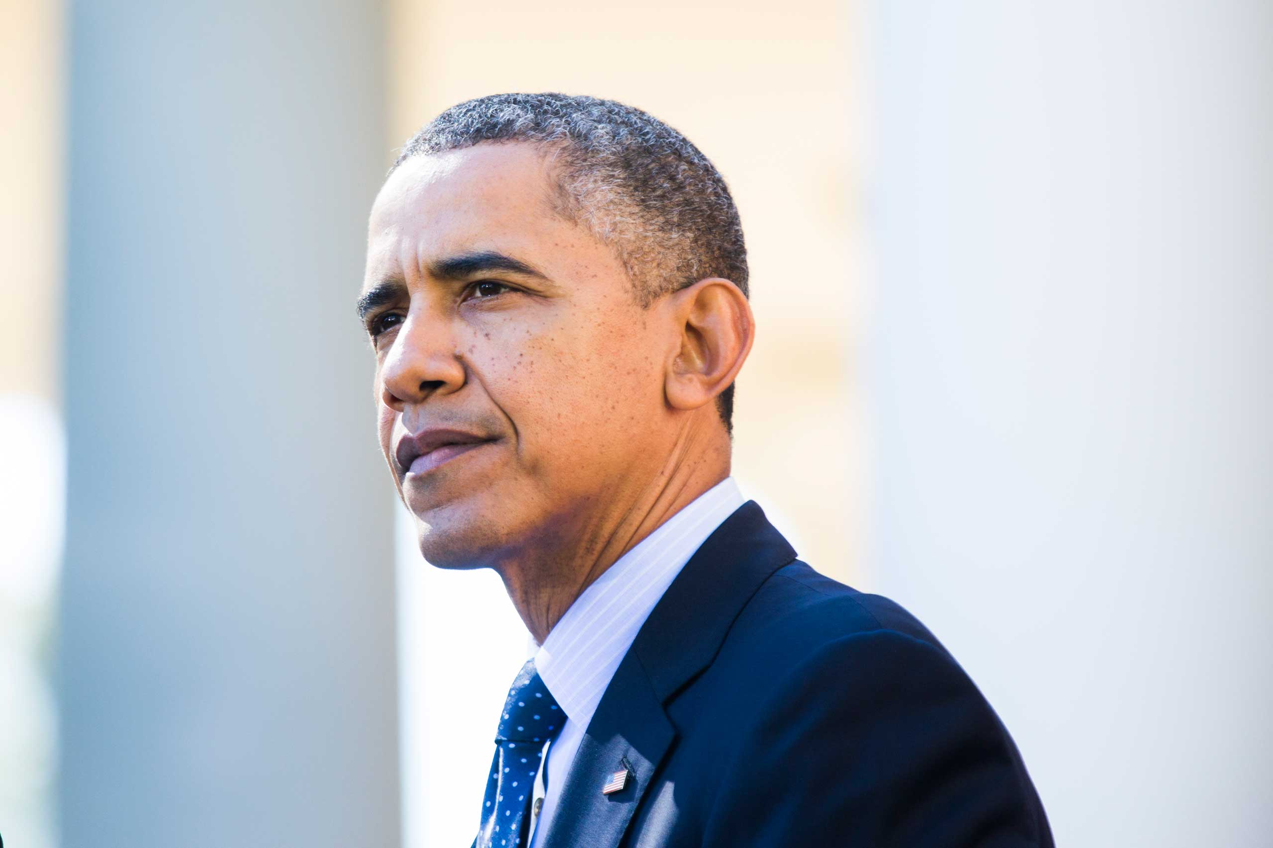 """<b>Barack Obama, 2009</b>                                   """"For his extraordinary efforts to strengthen international diplomacy and cooperation between peoples"""""""