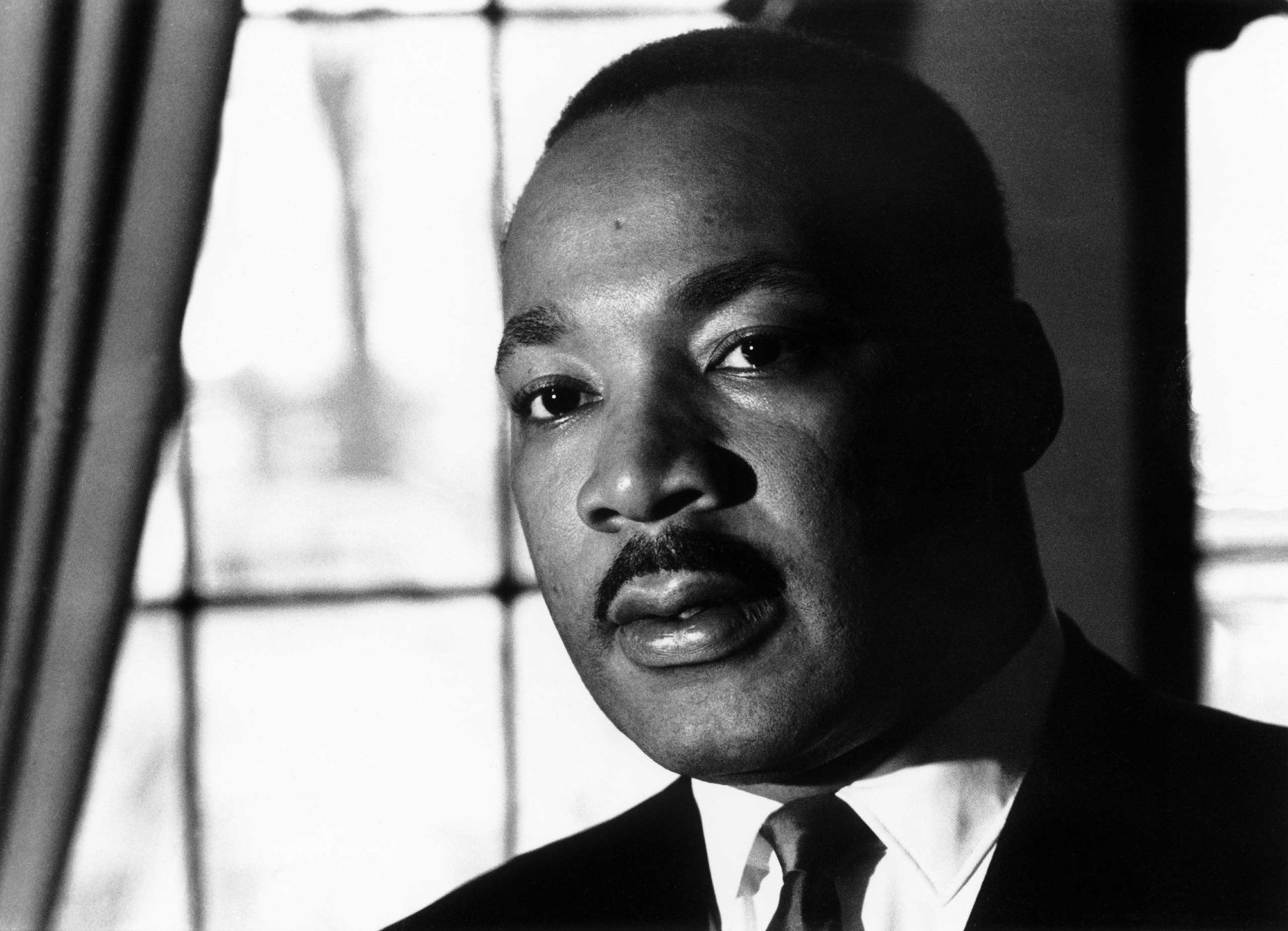 Martin Luther King, Jr., 1964 First person in the Western world to have shown us that a struggle can be waged without violence