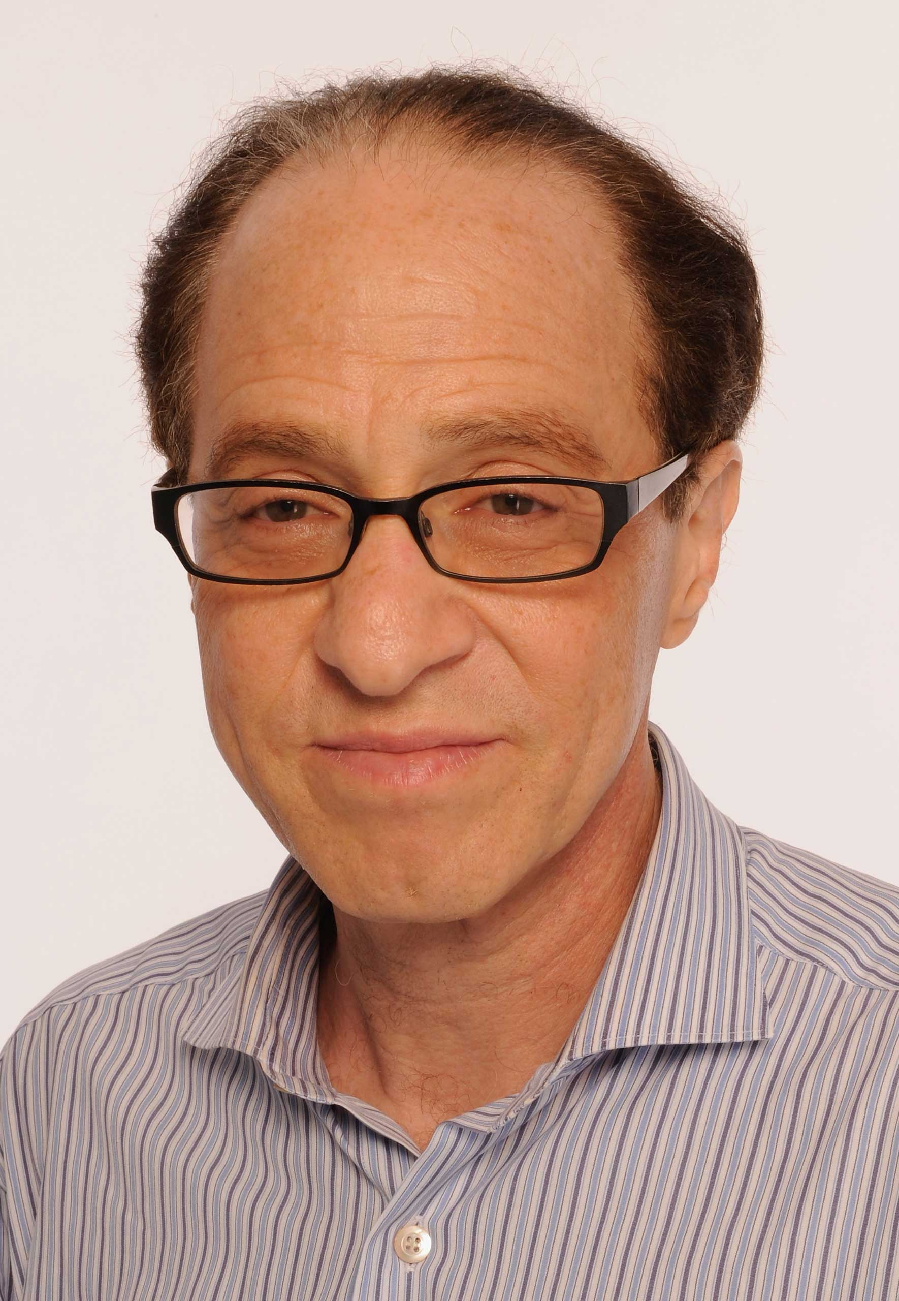 Inventor Ray Kurzweil attends the Tribeca Film Festival 2009 portrait studio at DIRECTV Tribeca Press Center on April 27, 2009 in New York City.