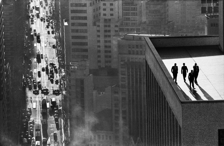 Sao Paulo, Brazil, 1960.