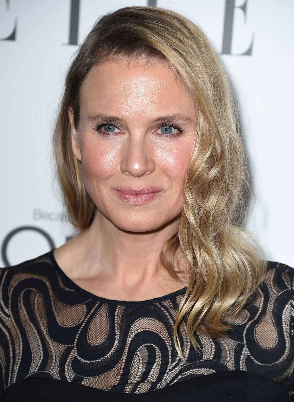 Renée Zellweger arrives at the 2014 ELLE Women In Hollywood Awards at Four Seasons Hotel Los Angeles at Beverly Hills on October 20, 2014 in Beverly Hills, Ca.