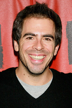 Writer/director Eli Roth attends  The Power Of The Tweet  poolside chat during the 2010 Los Angeles Film Festival at JW Marriott Los Angeles at L.A. LIVE on June 23, 2010 in Los Angeles, California.