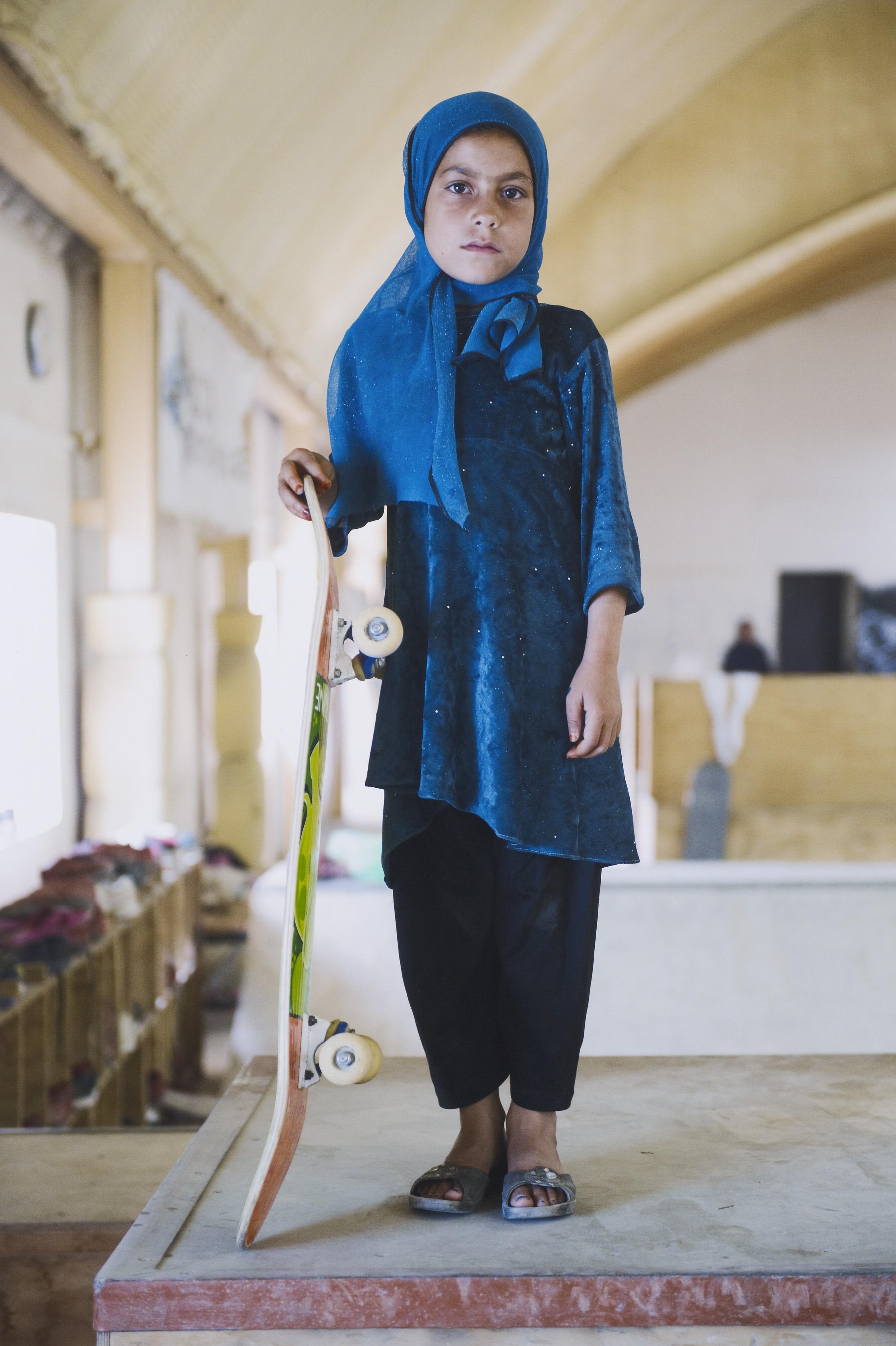 Skate Girl, shortlisted entry