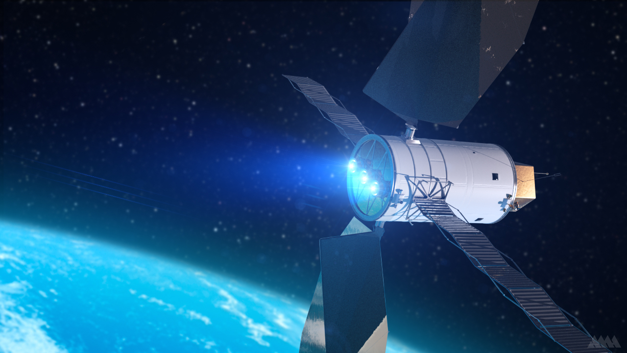 Bad trip? Solar electric propulsion would help redirect an asteroid to lunar orbit
