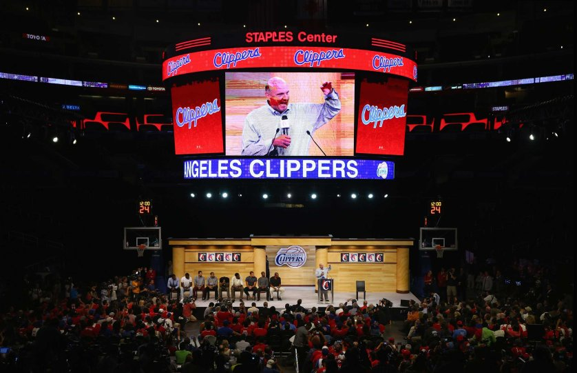 Los Angeles Clippers Fan Festival