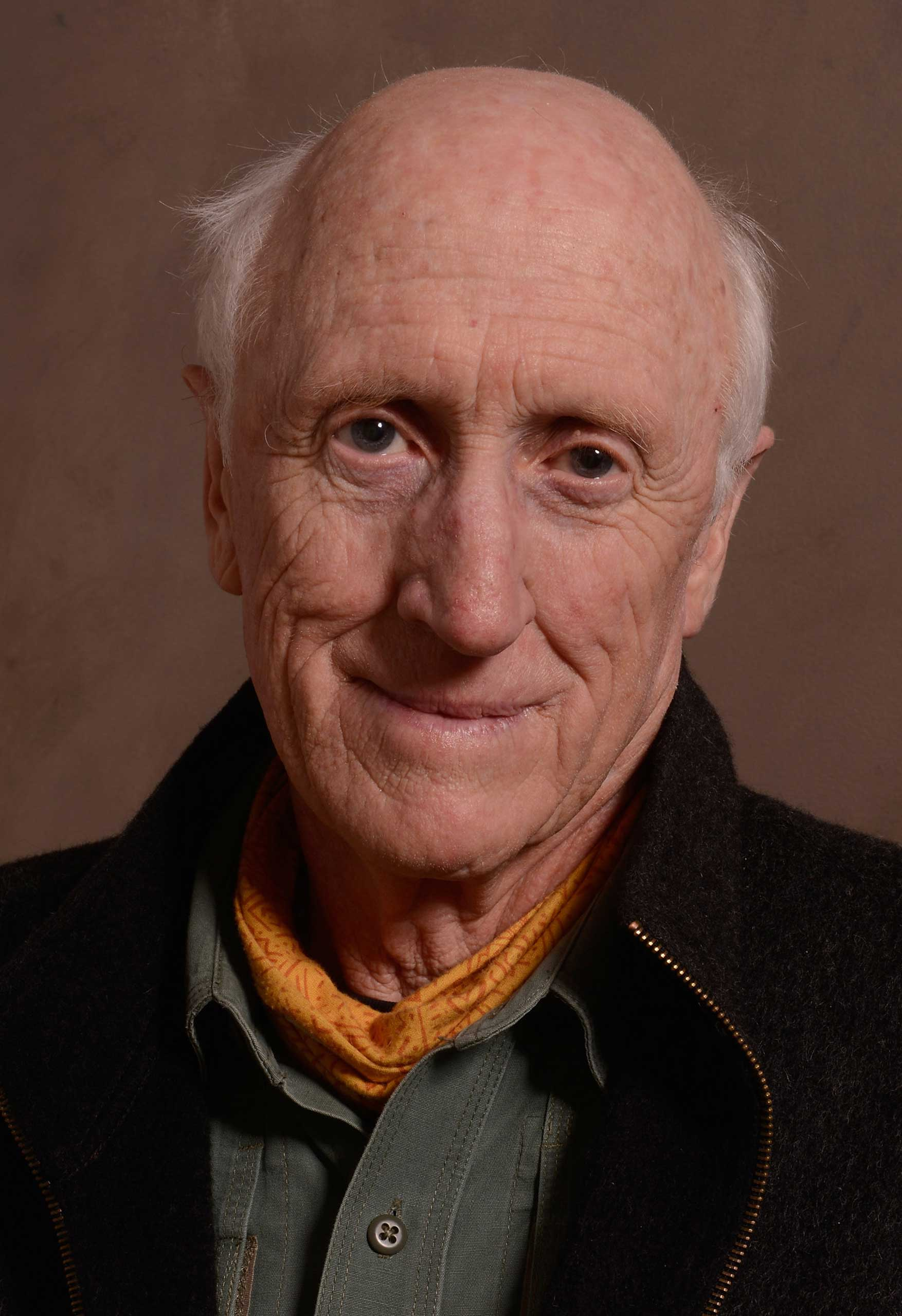 Stewart Brand poses for a portrait during the 2013 Sundance Film Festival at on Jan. 19, 2013 in Park City, Utah.