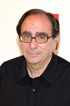 NEW YORK - OCTOBER 04: Writer R. L. Stine promotes  Make it Matter Day  In support of literacy and education at The New York Public Library on October 4, 2009 in New York City. (Photo by Mike Coppola/FilmMagic)