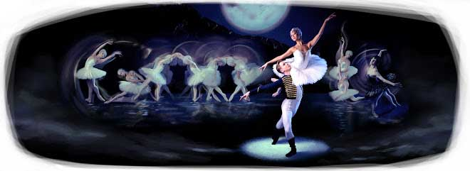 <strong>May 7, 2010</strong> Google asked the San Francisco Ballet to pose and twirl to re-create Pyotr Tchaikovsky's Swan Lake.