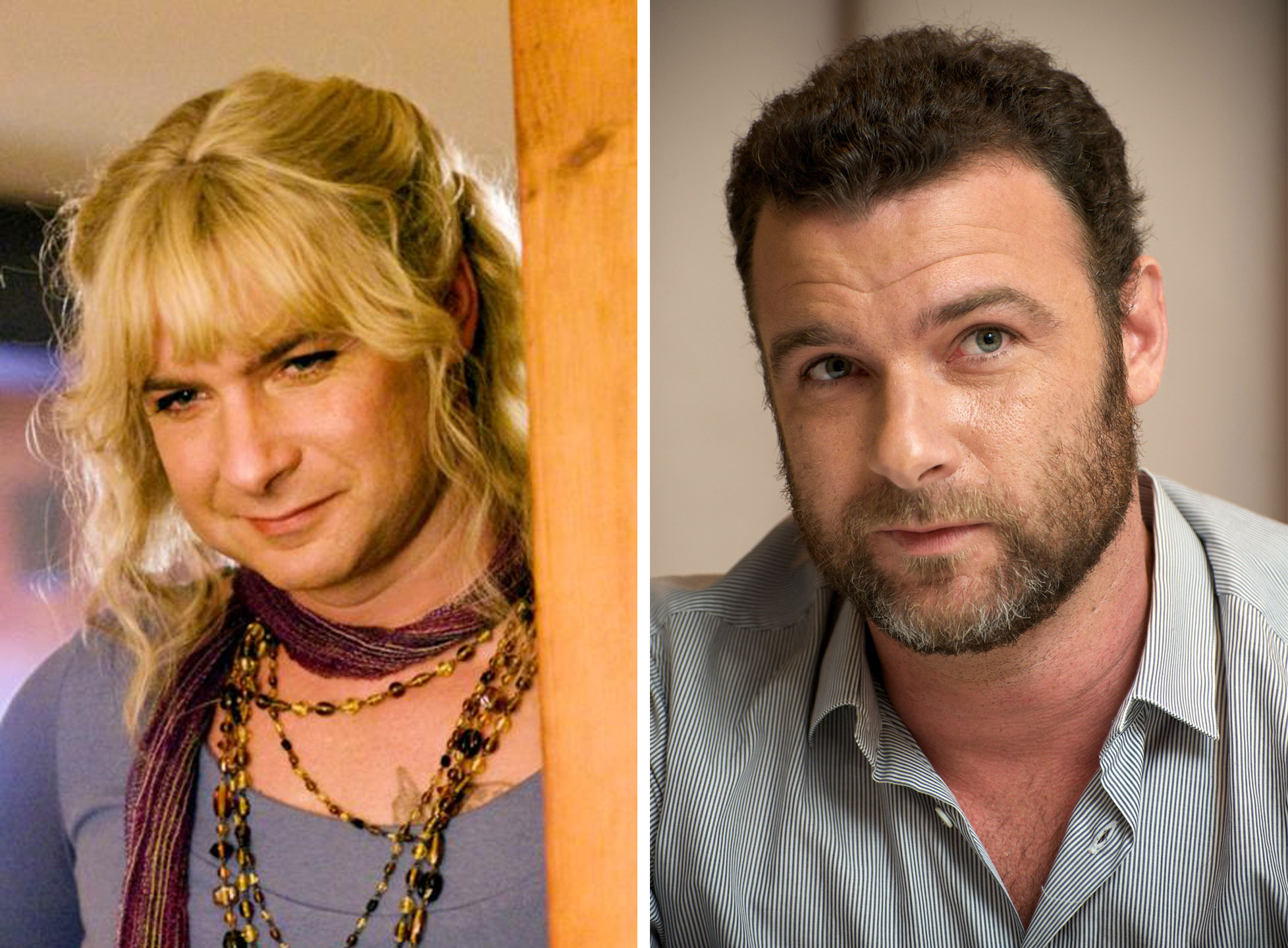 Liev Schreiber as Vetty von Vilma in Taking Woodstock