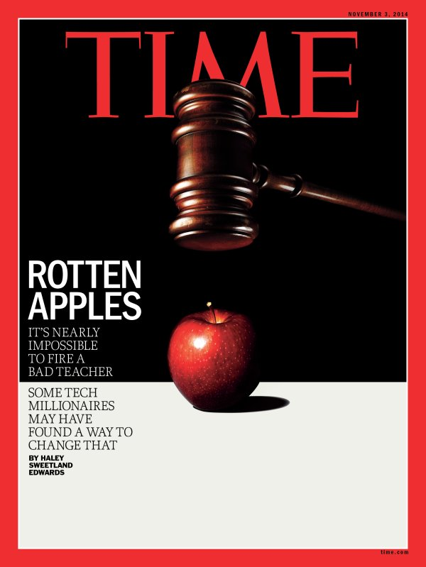 Image result for rotten apples time magazine cover
