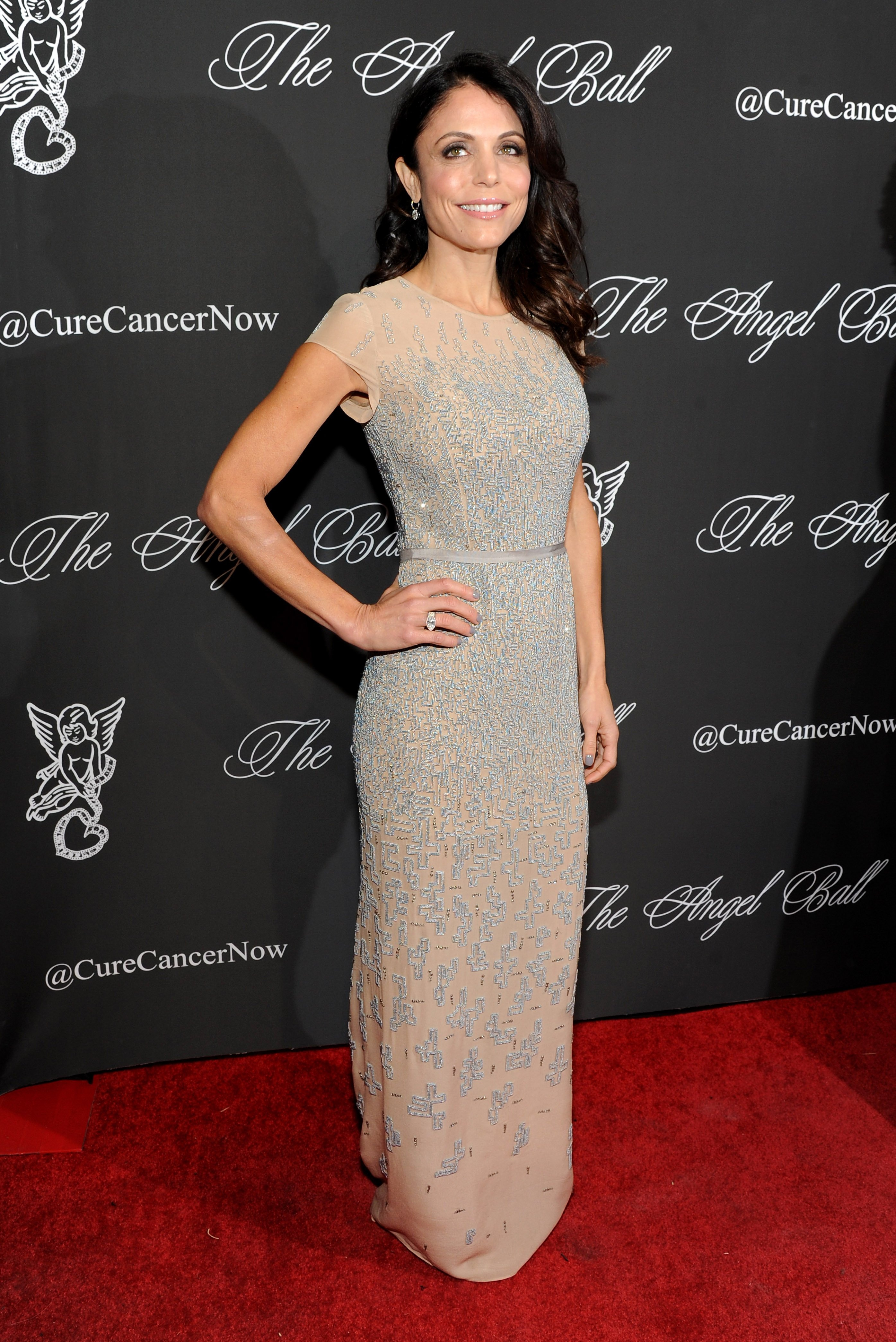 Bethenny Frankel attends Angel Ball 2014 at Cipriani Wall Street on Oct. 20, 2014 in New York City.