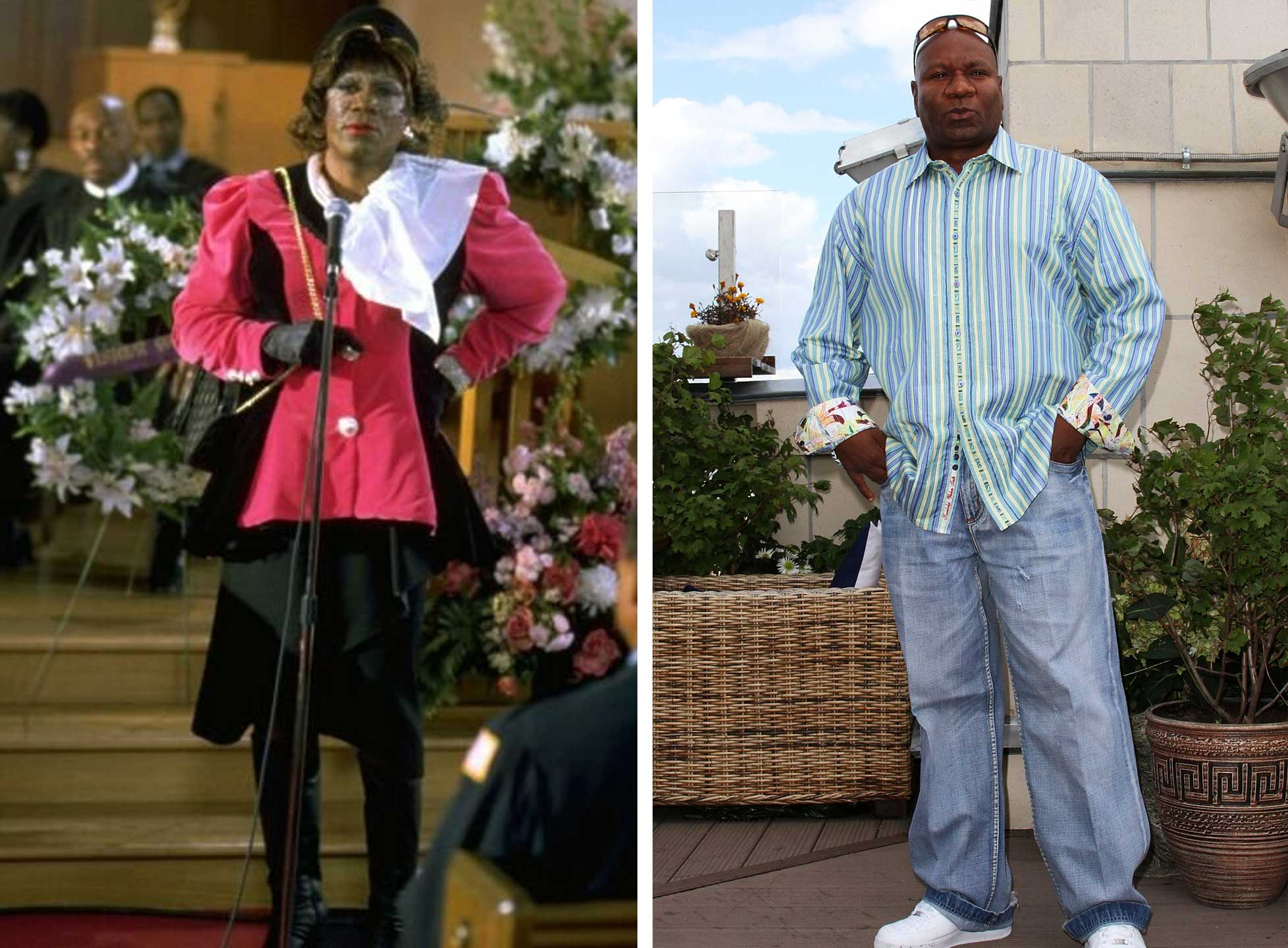 Ving Rhames as Holiday Heart in Holiday Heart